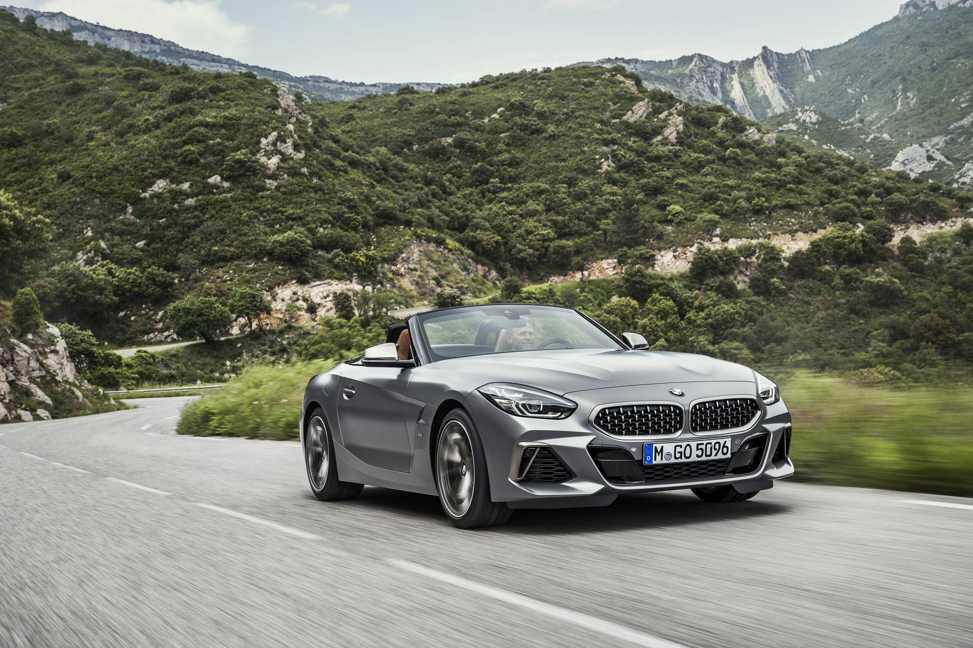 BMW Z4 2019 (52)