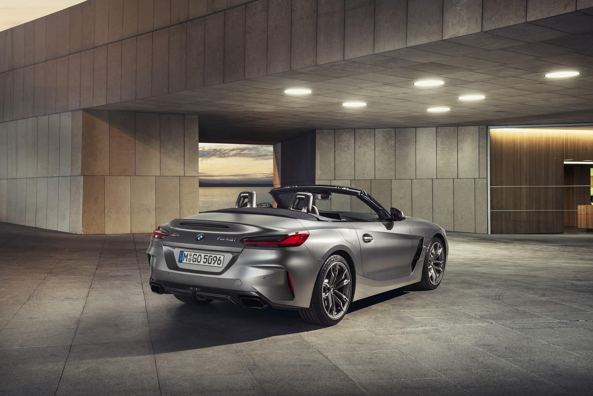 BMW Z4 2019 (6)