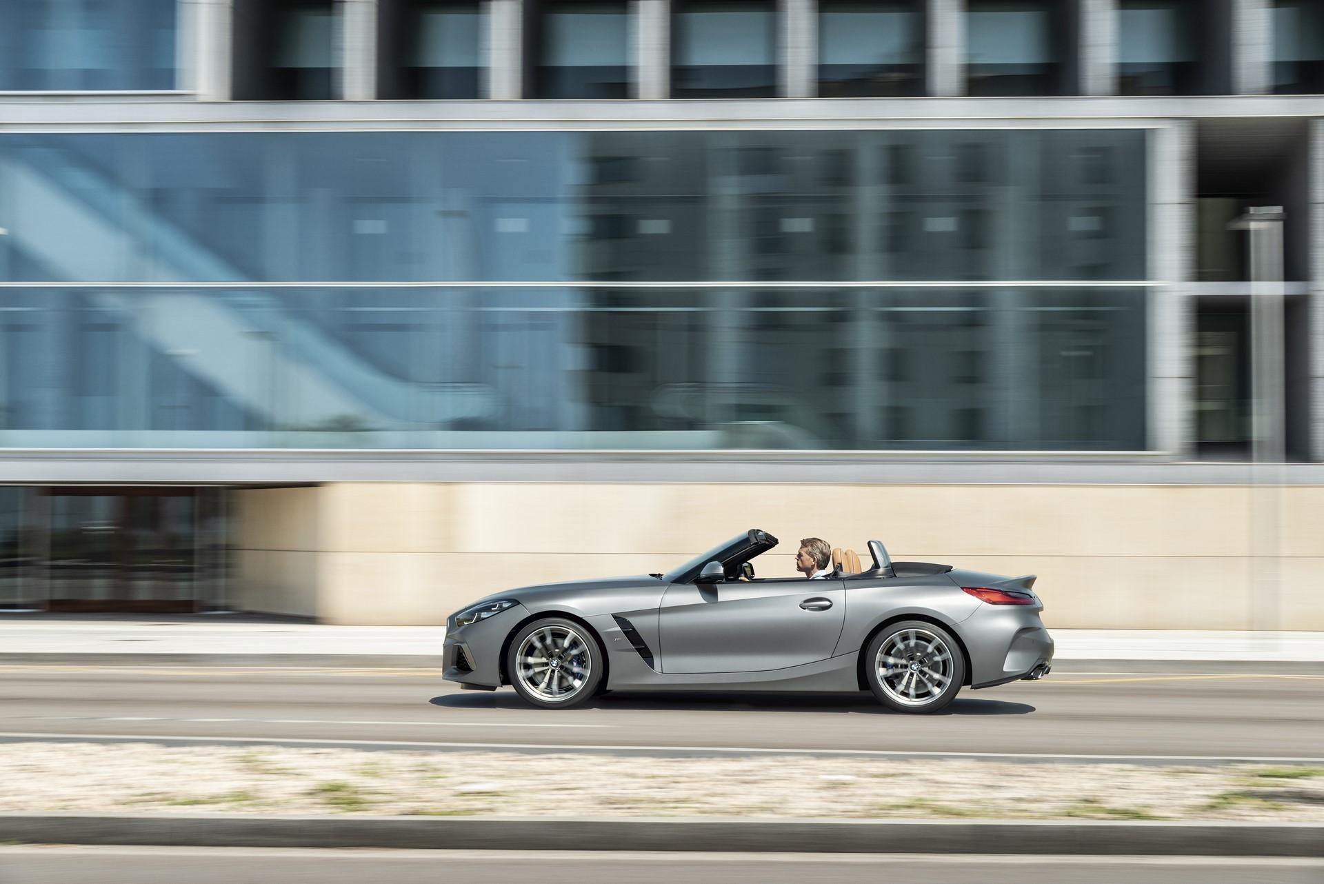 BMW Z4 2019 (7)