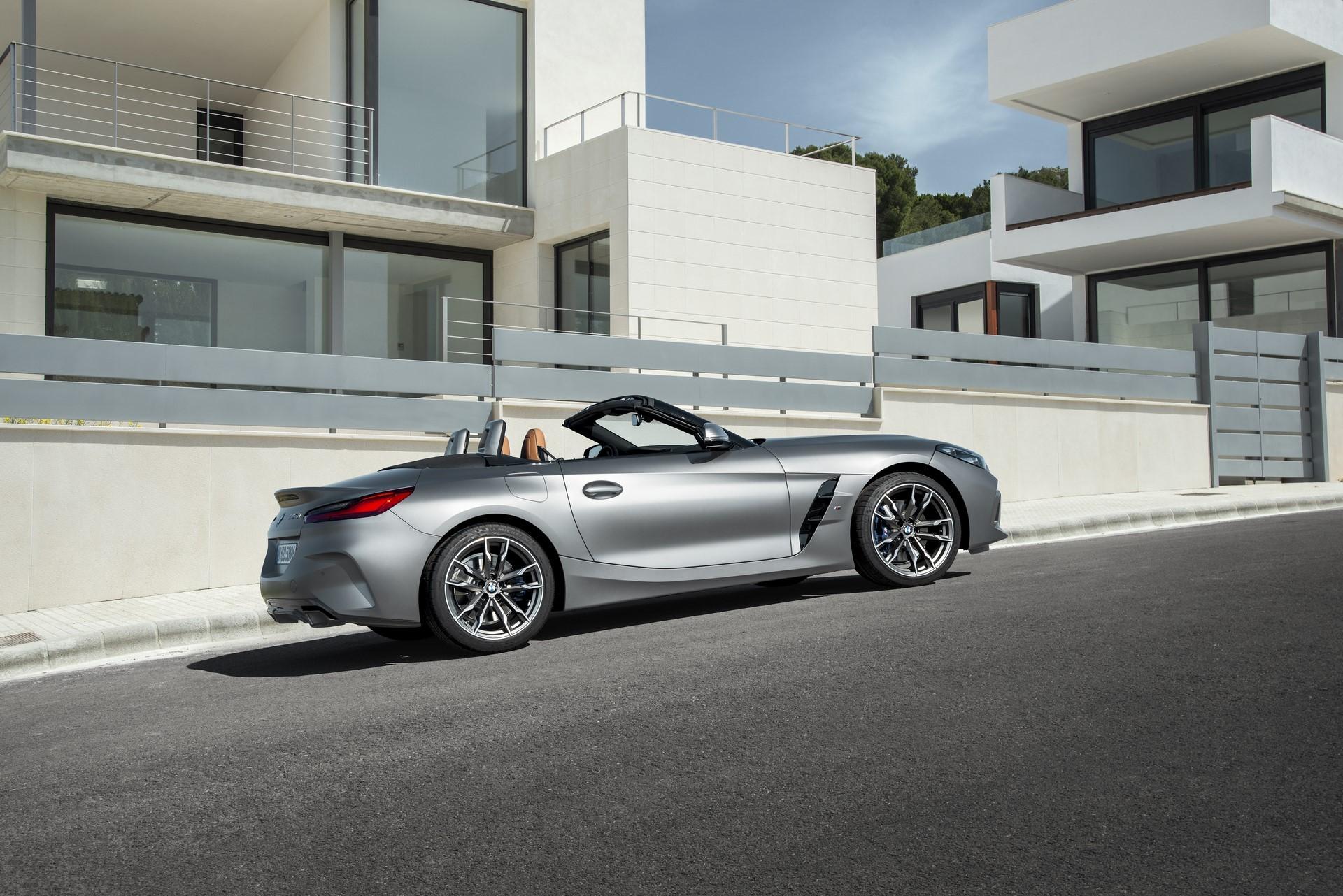 BMW Z4 2019 (9)