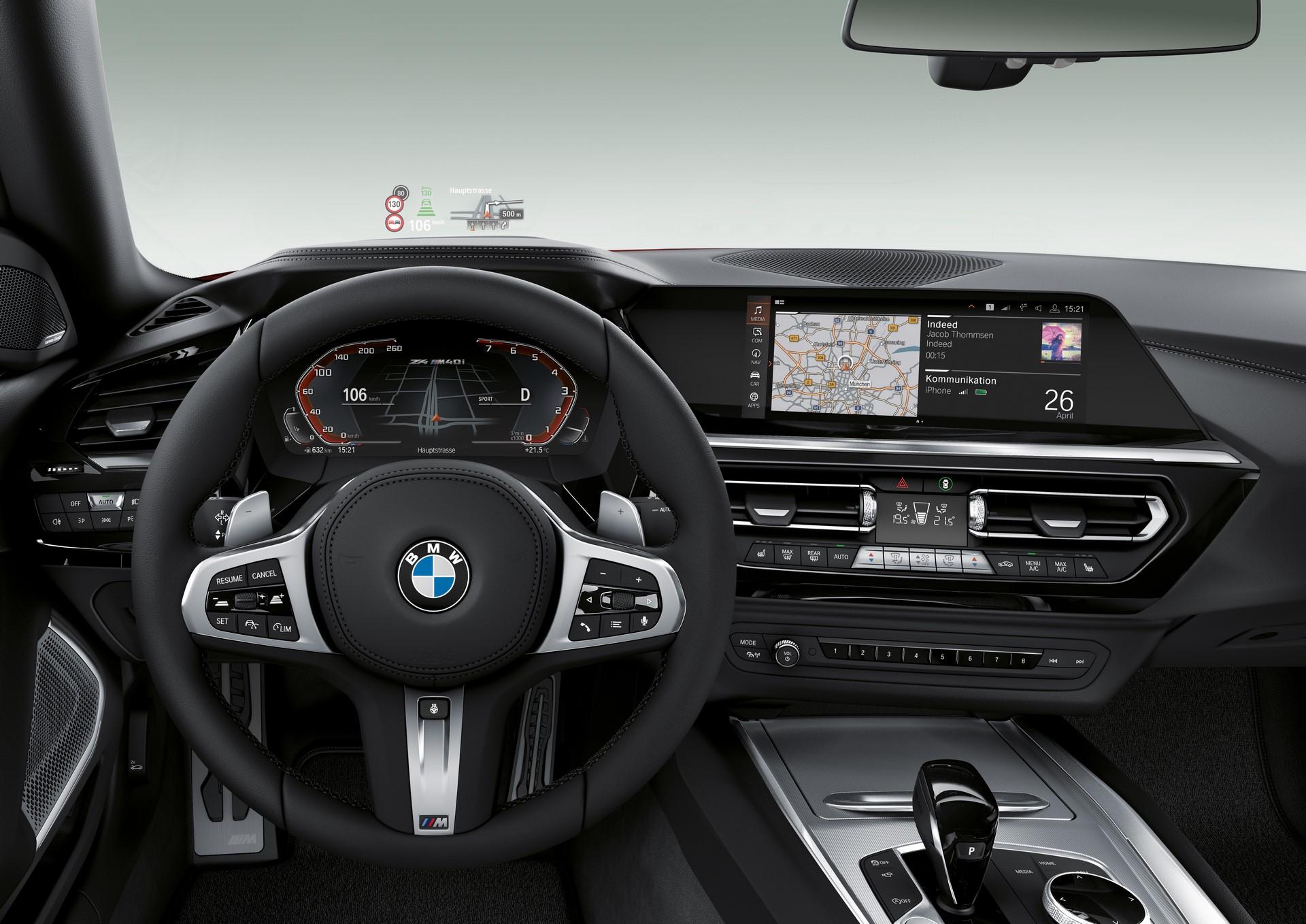 BMW Z4 2019 (13)