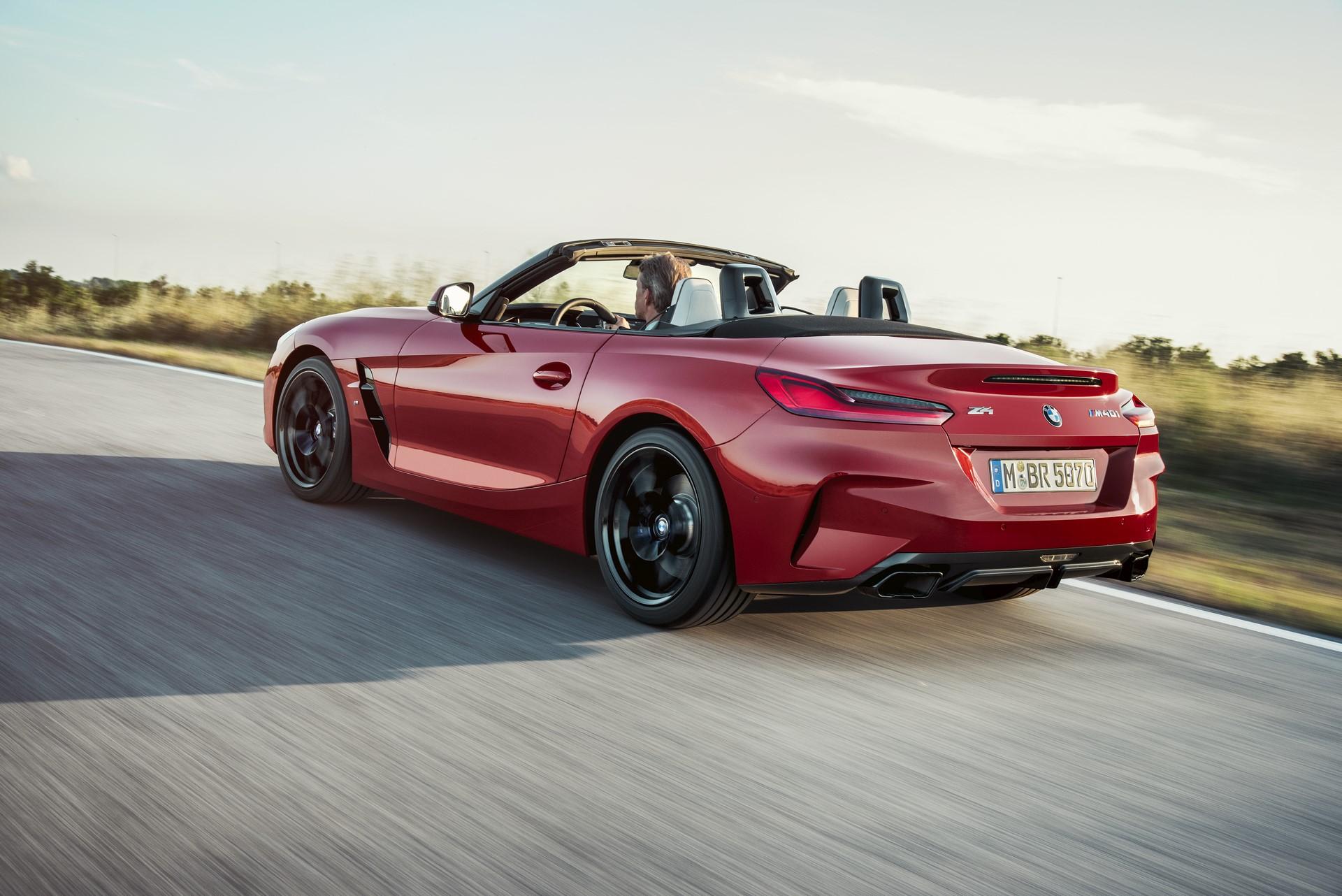 BMW Z4 2019 (2)