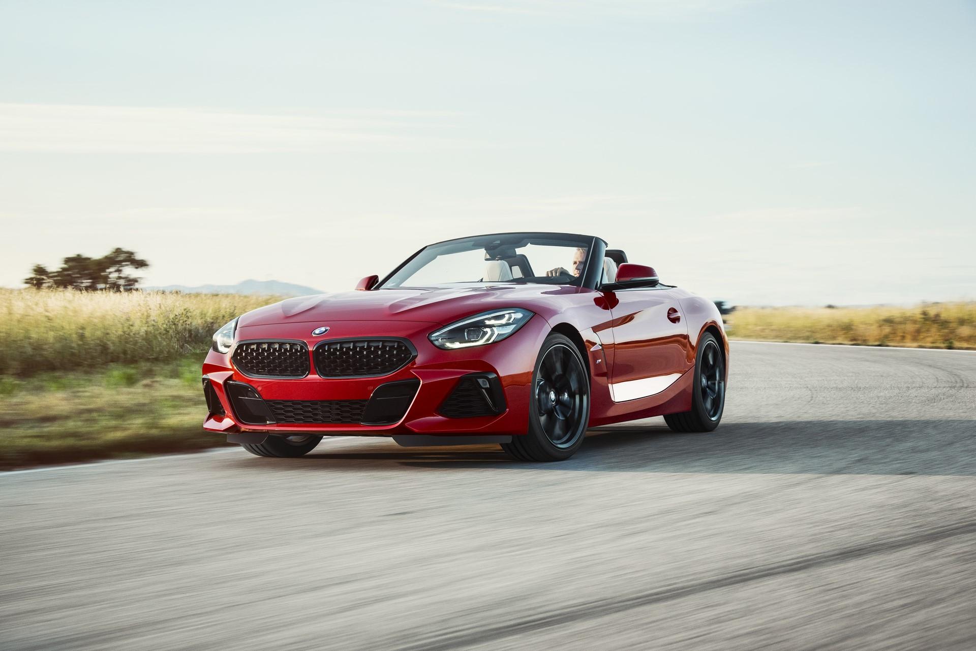 BMW Z4 2019 (4)