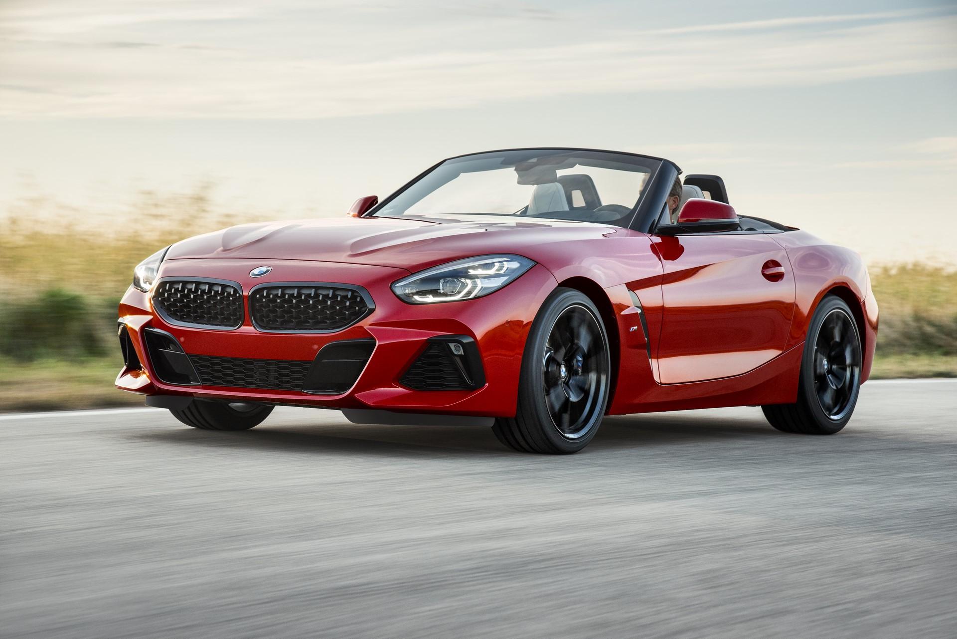 BMW Z4 2019 (5)