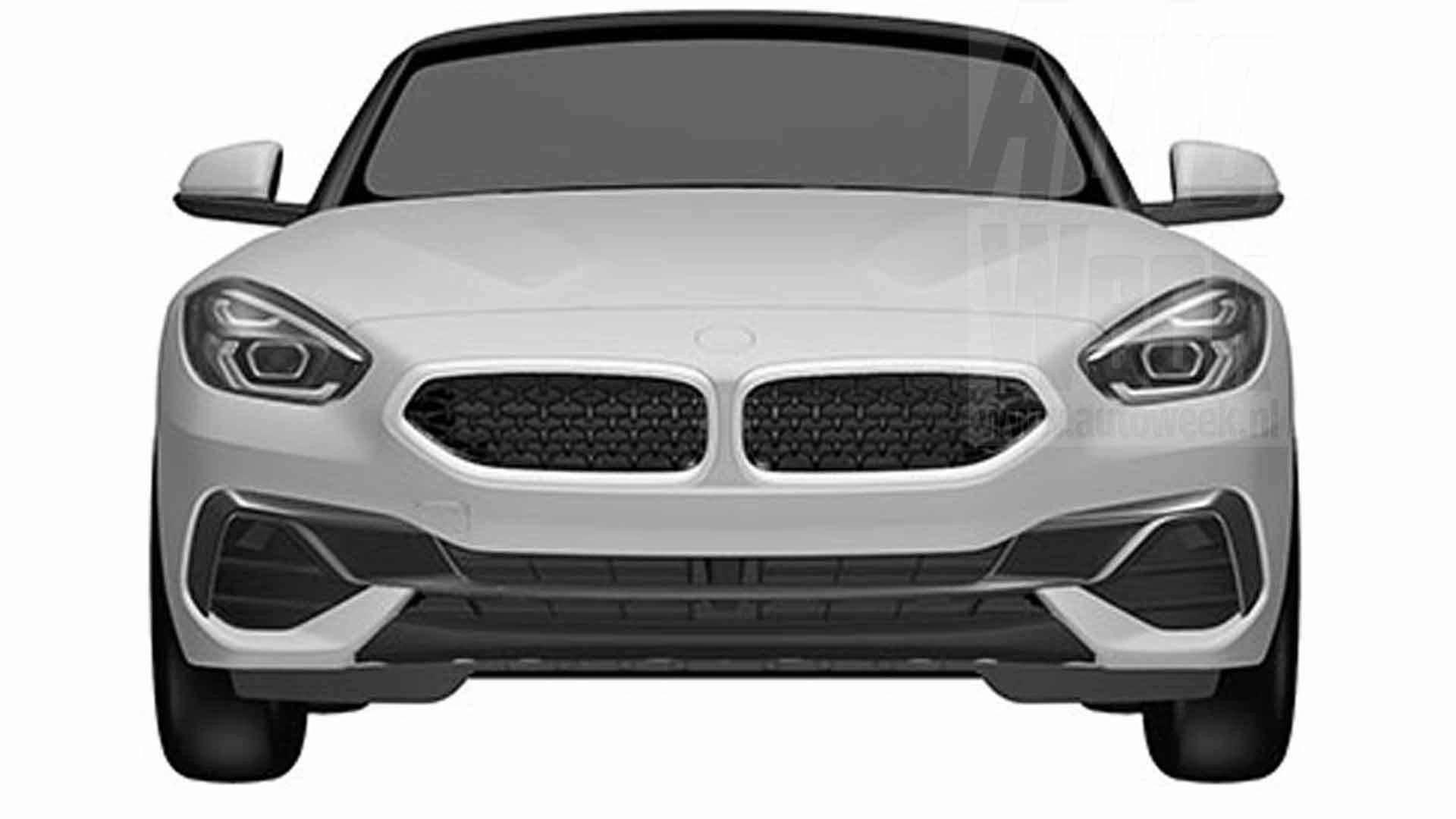BMW Z4 Design Registration sketches (3)