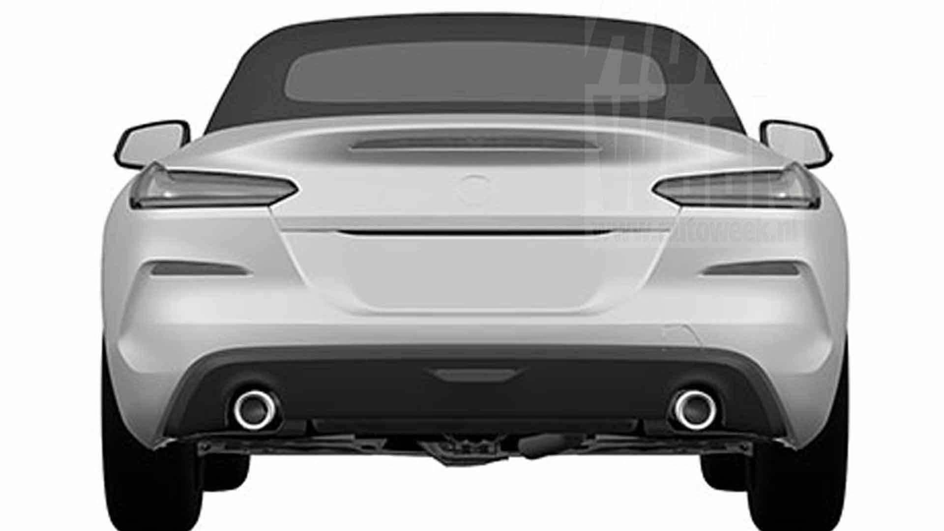 BMW Z4 Design Registration sketches (4)