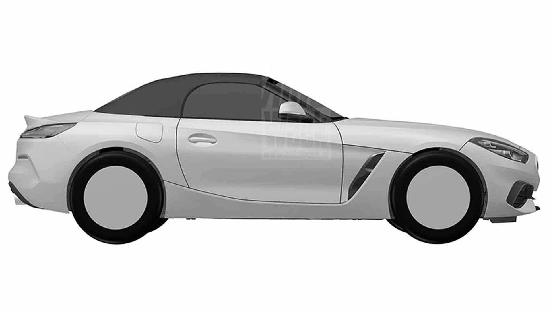 BMW Z4 Design Registration sketches (6)