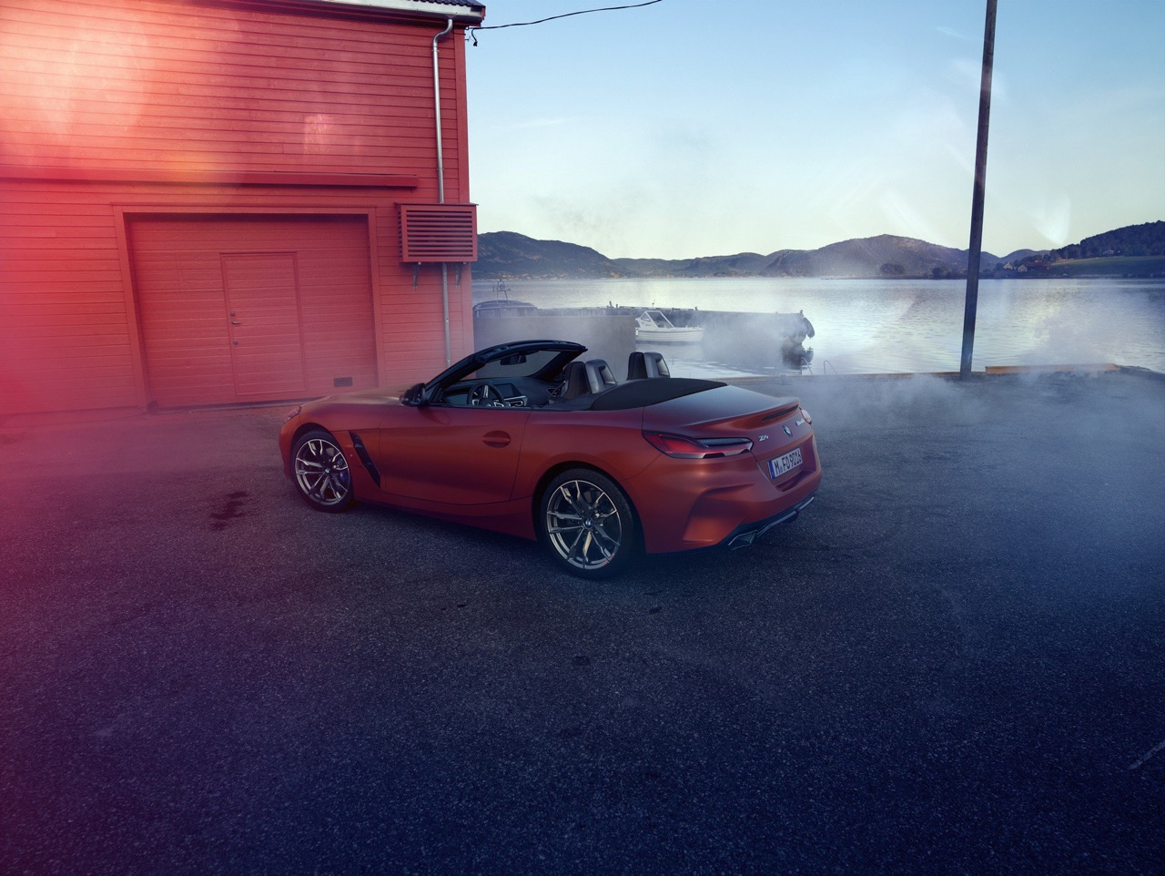 BMW-Z4-gelekt-oranje-01