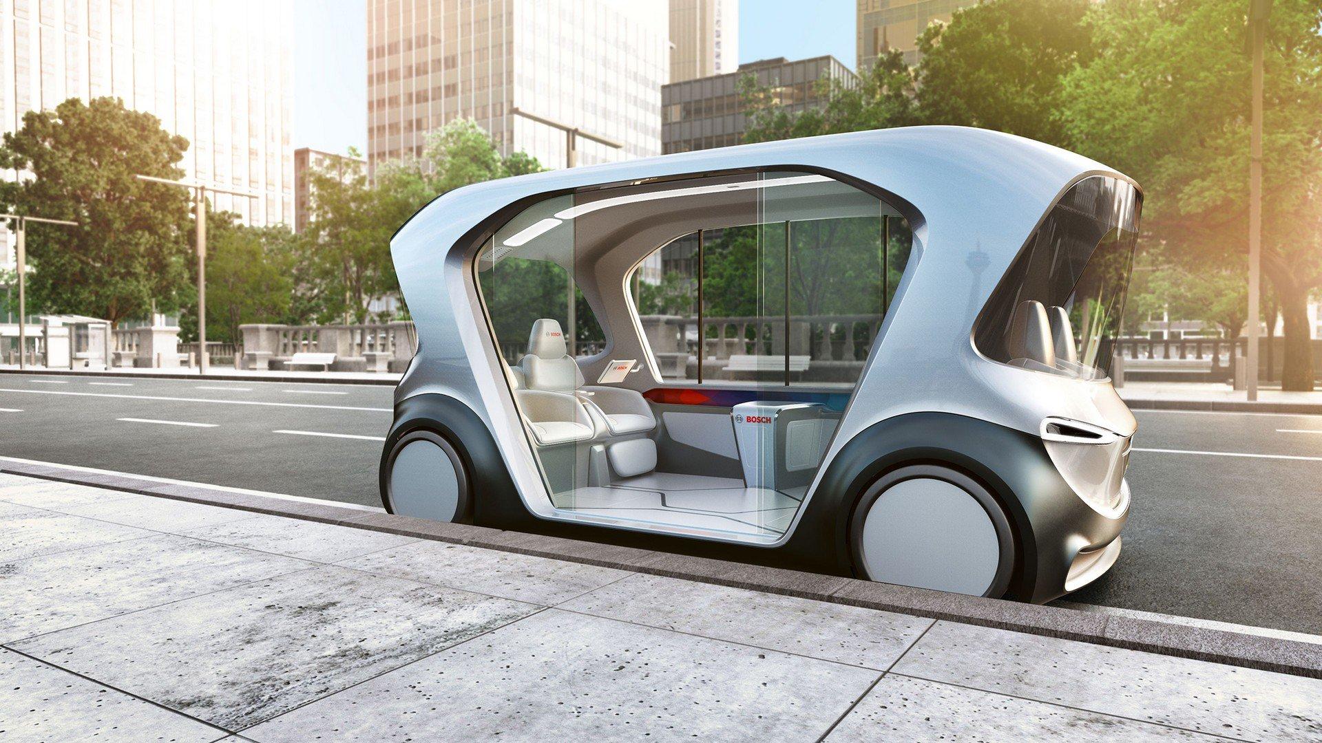 Bosch Autonomousshuttle concept (1)