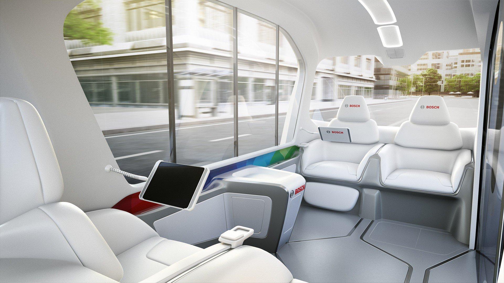 Bosch Autonomousshuttle concept (2)