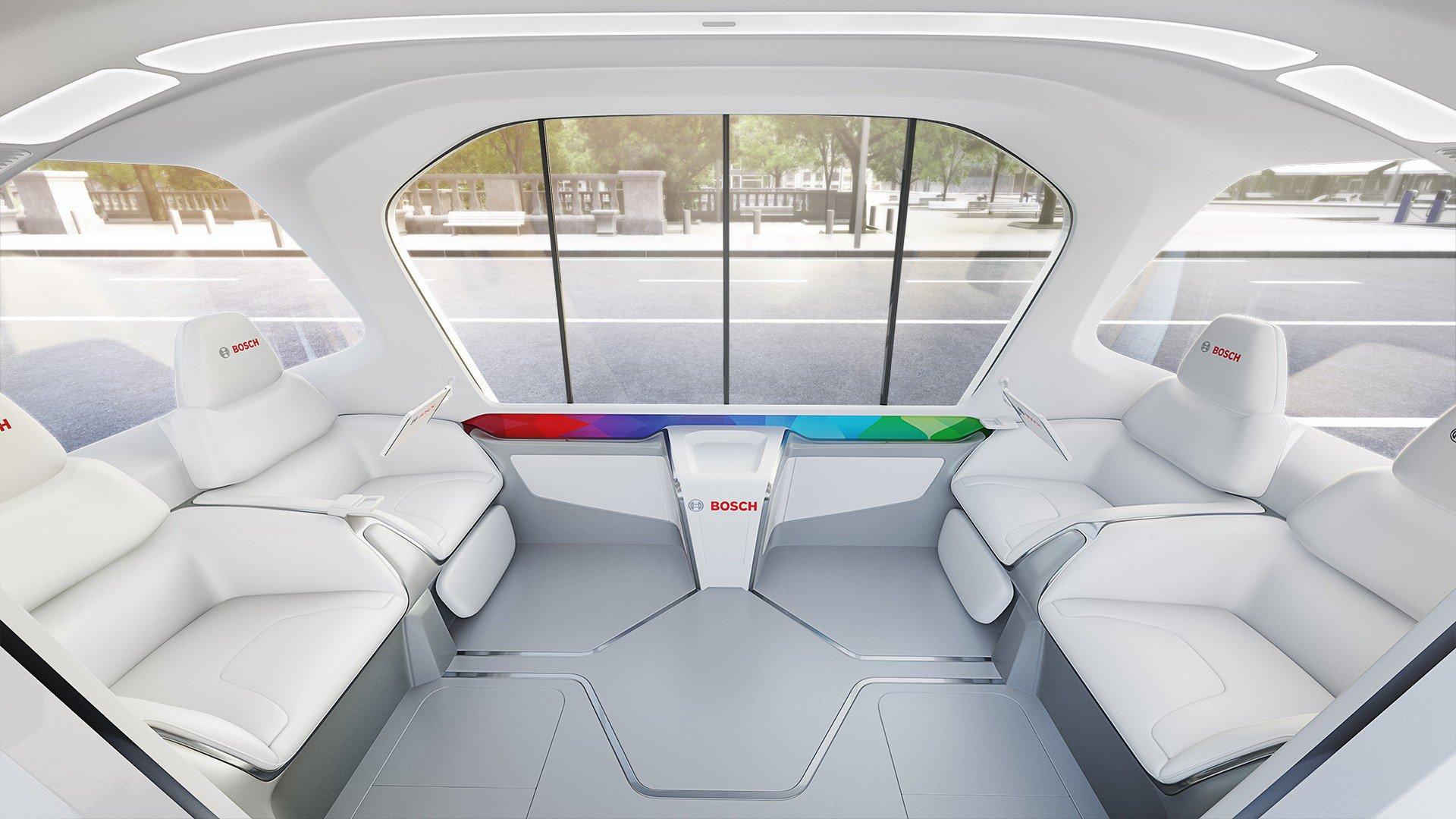 Bosch Autonomousshuttle concept (3)