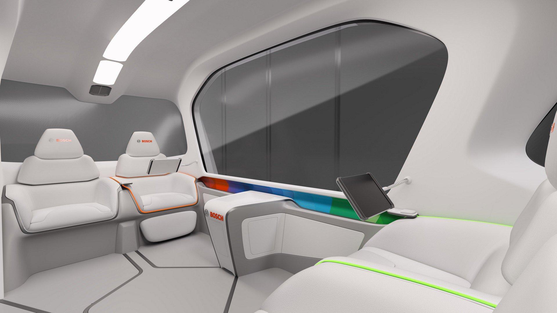 Bosch Autonomousshuttle concept (4)
