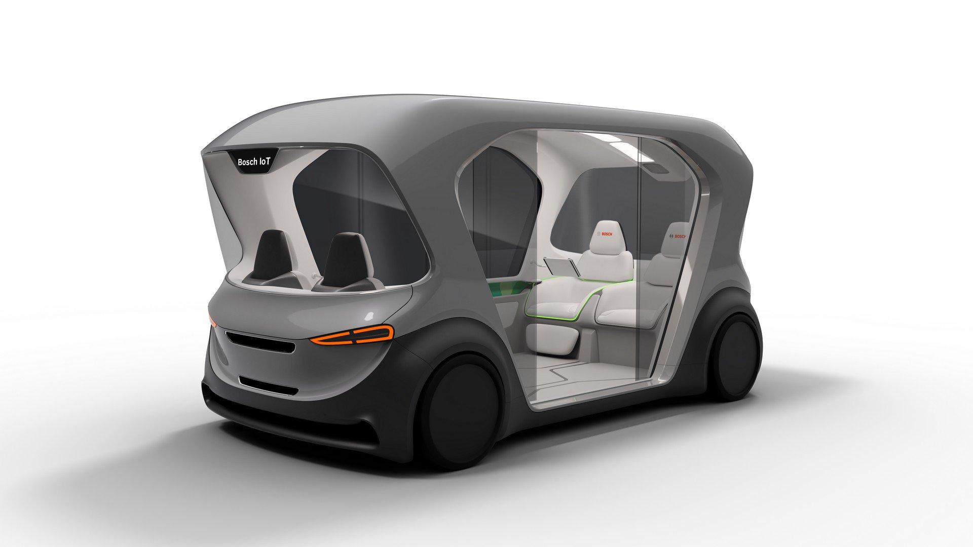 Bosch Autonomousshuttle concept (6)