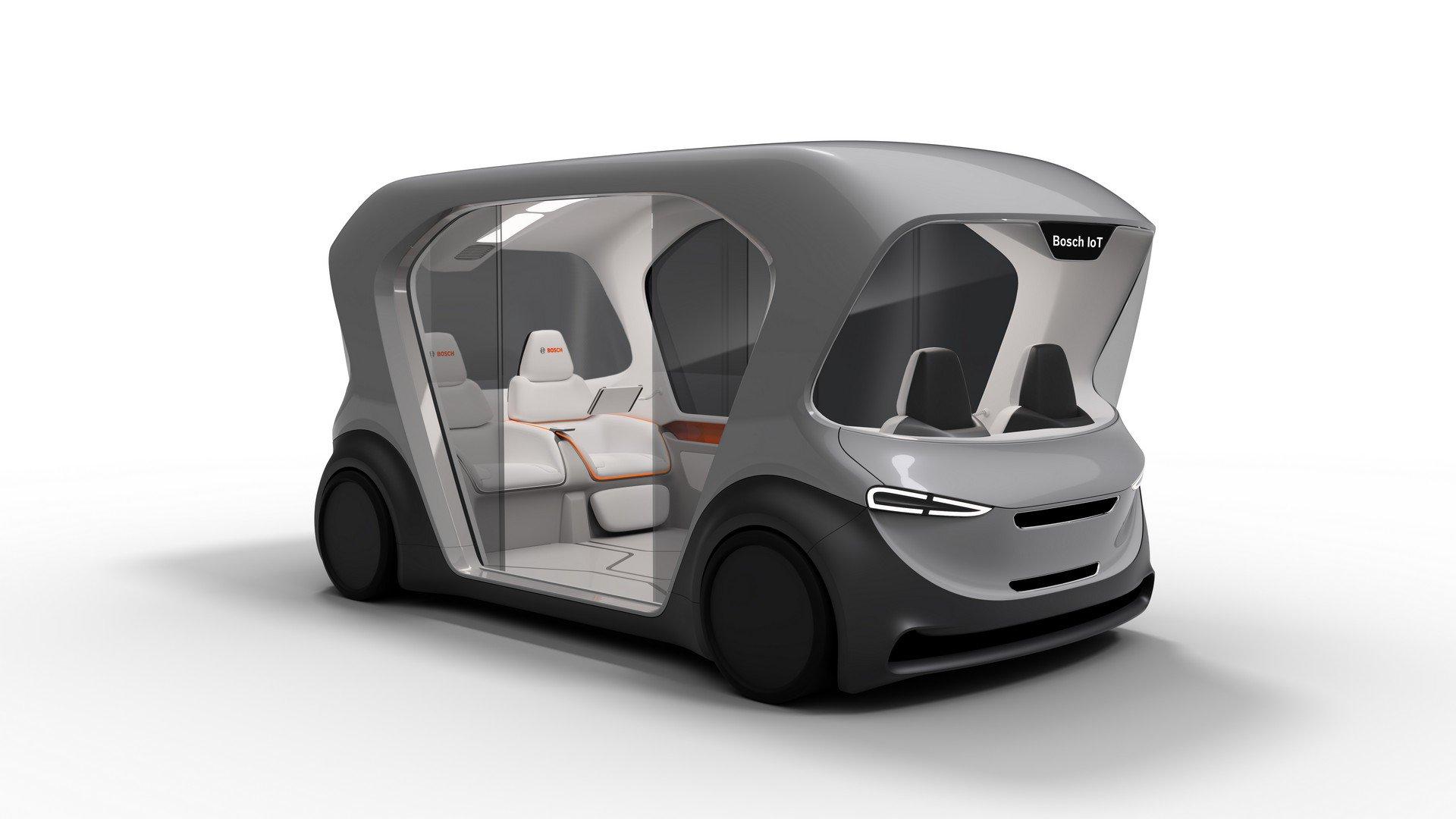 Bosch Autonomousshuttle concept (7)