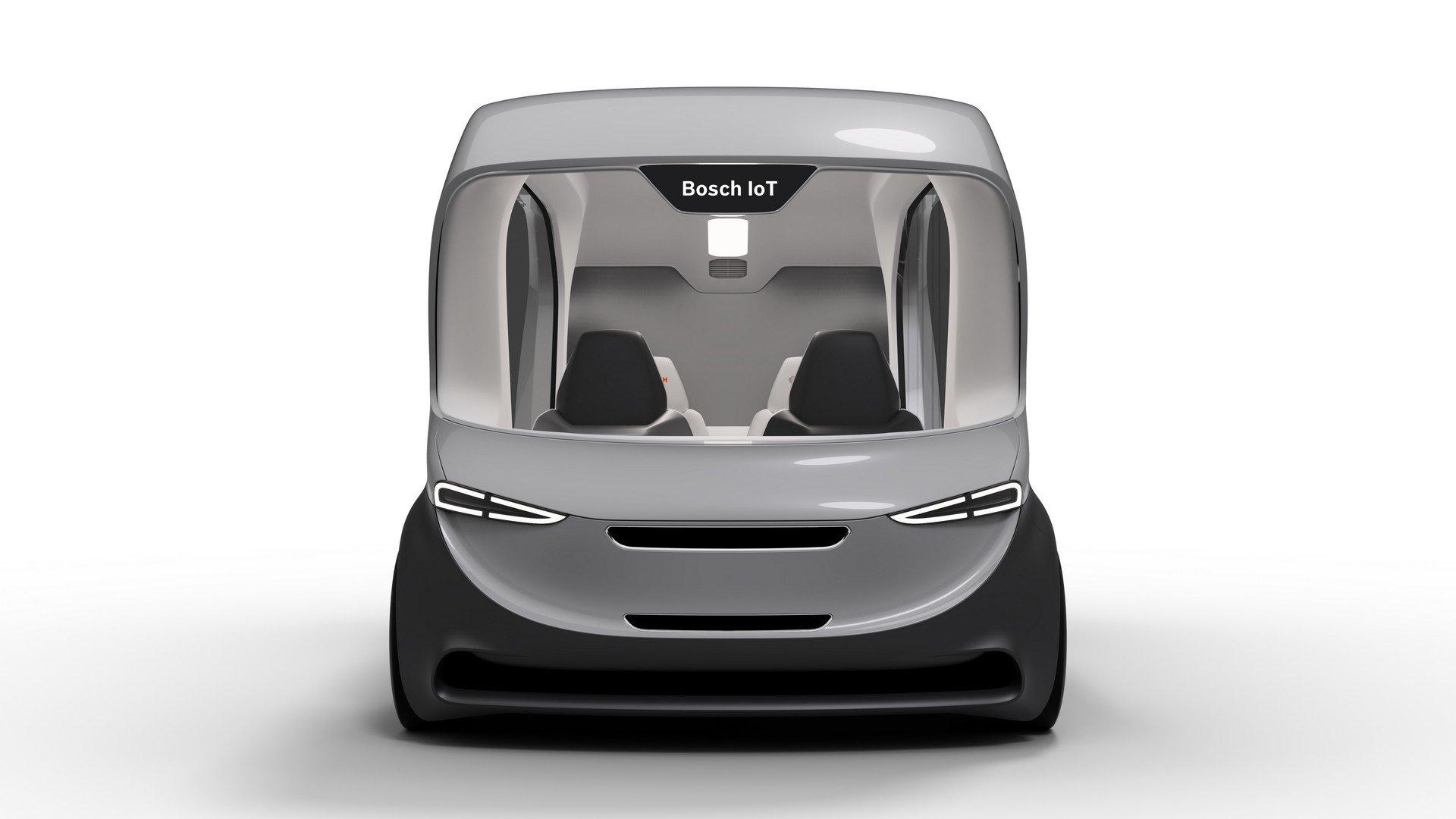 Bosch Autonomousshuttle concept (8)