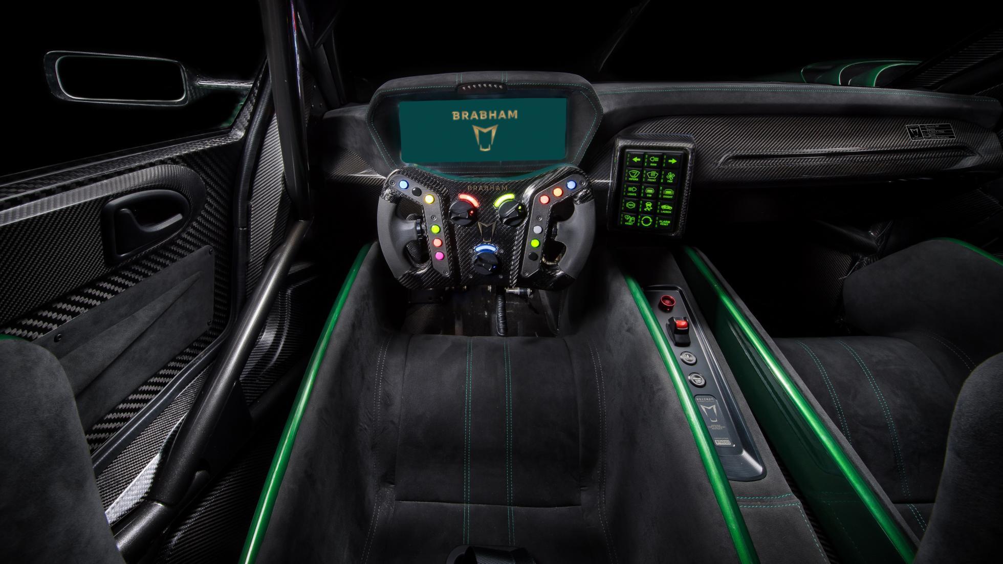 Brabham BT62 0000