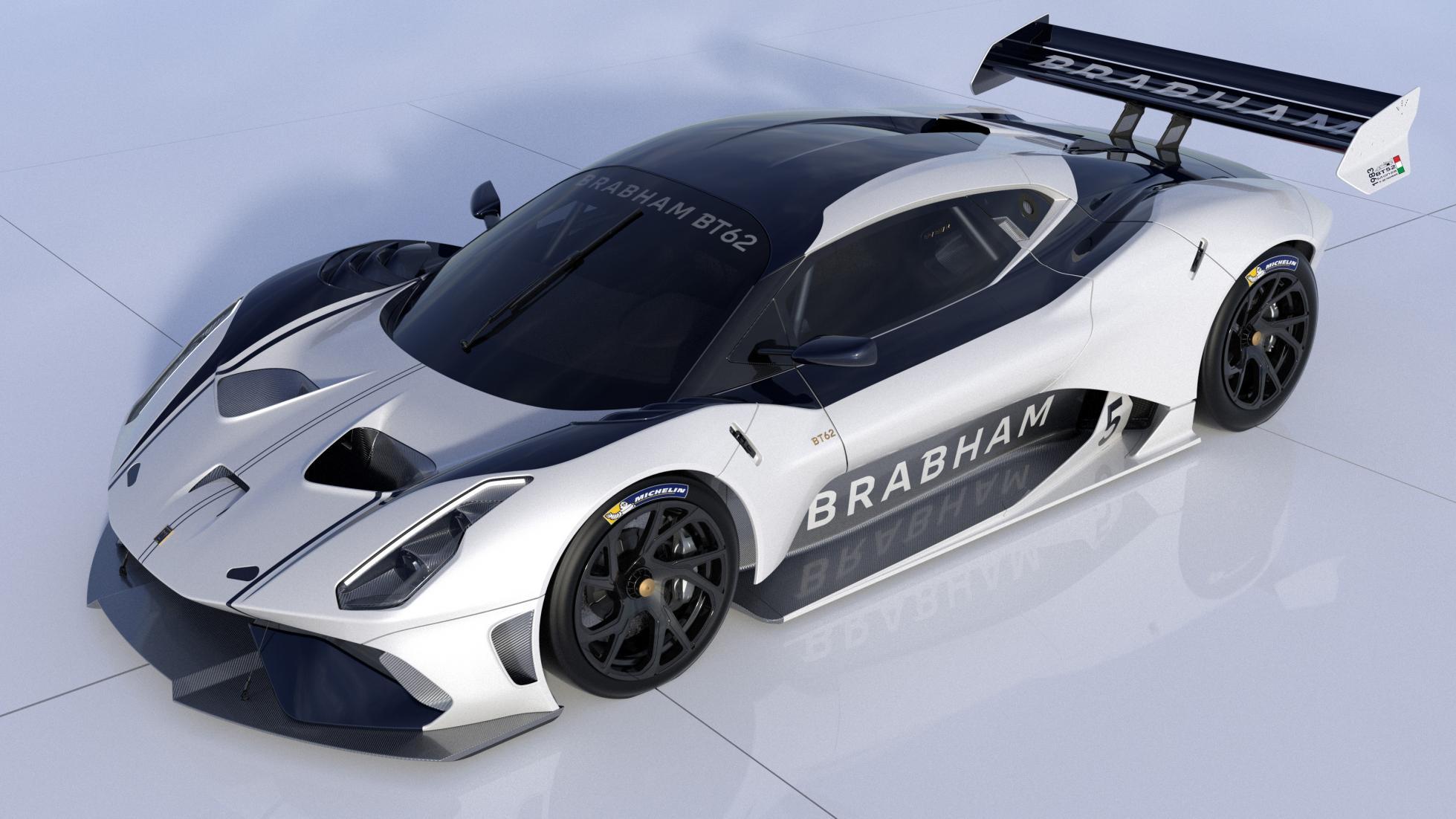 Brabham BT62 0003