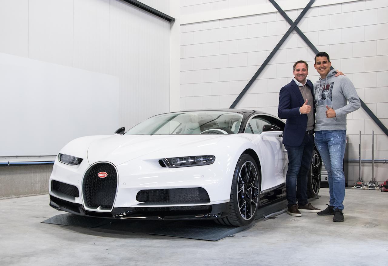 Bugatti Chiron Christijan Albers (1)