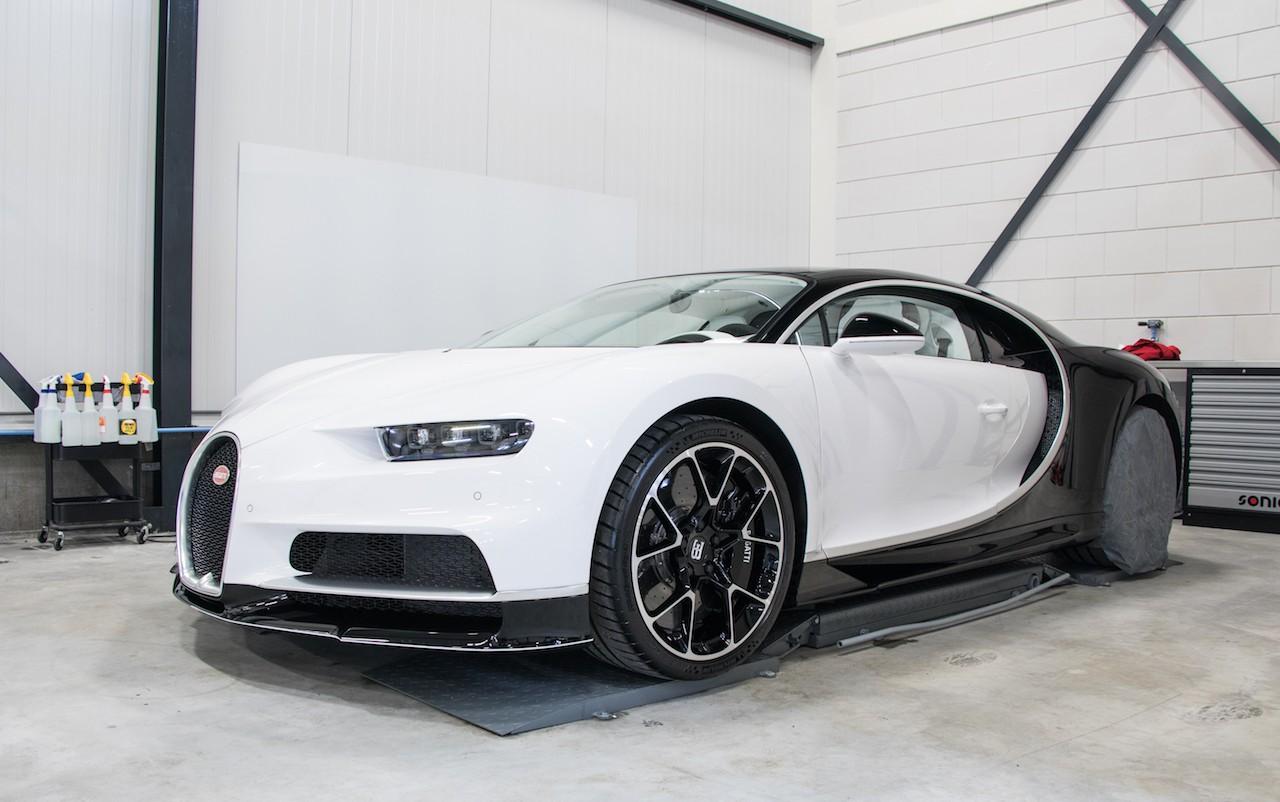 Bugatti Chiron Christijan Albers (2)