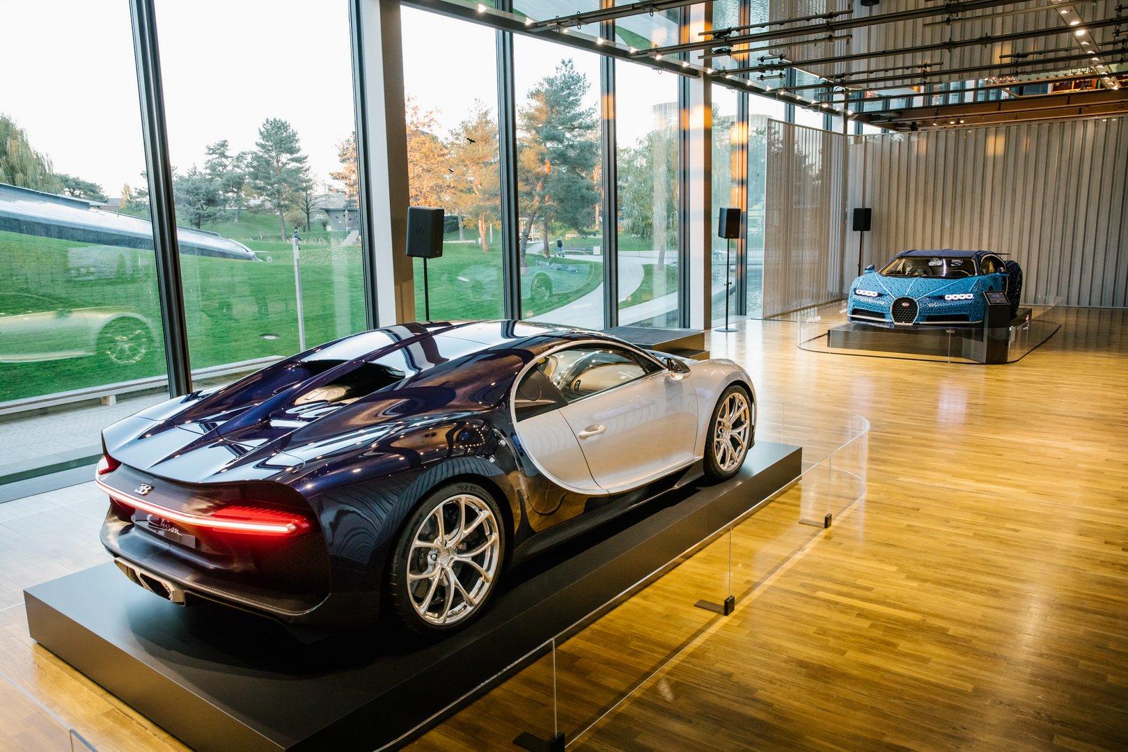 Bugatti Chiron Lego at VW Zeithaus Museum (8)