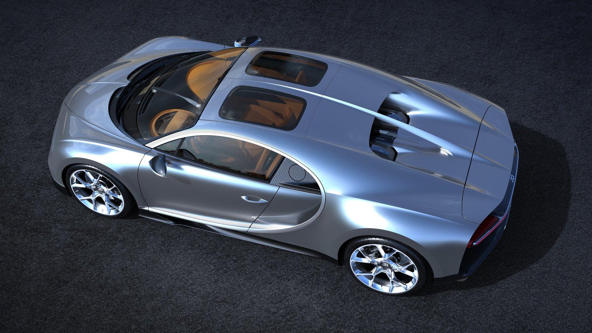 Bugatti Chiron Sky View glass roof (1)