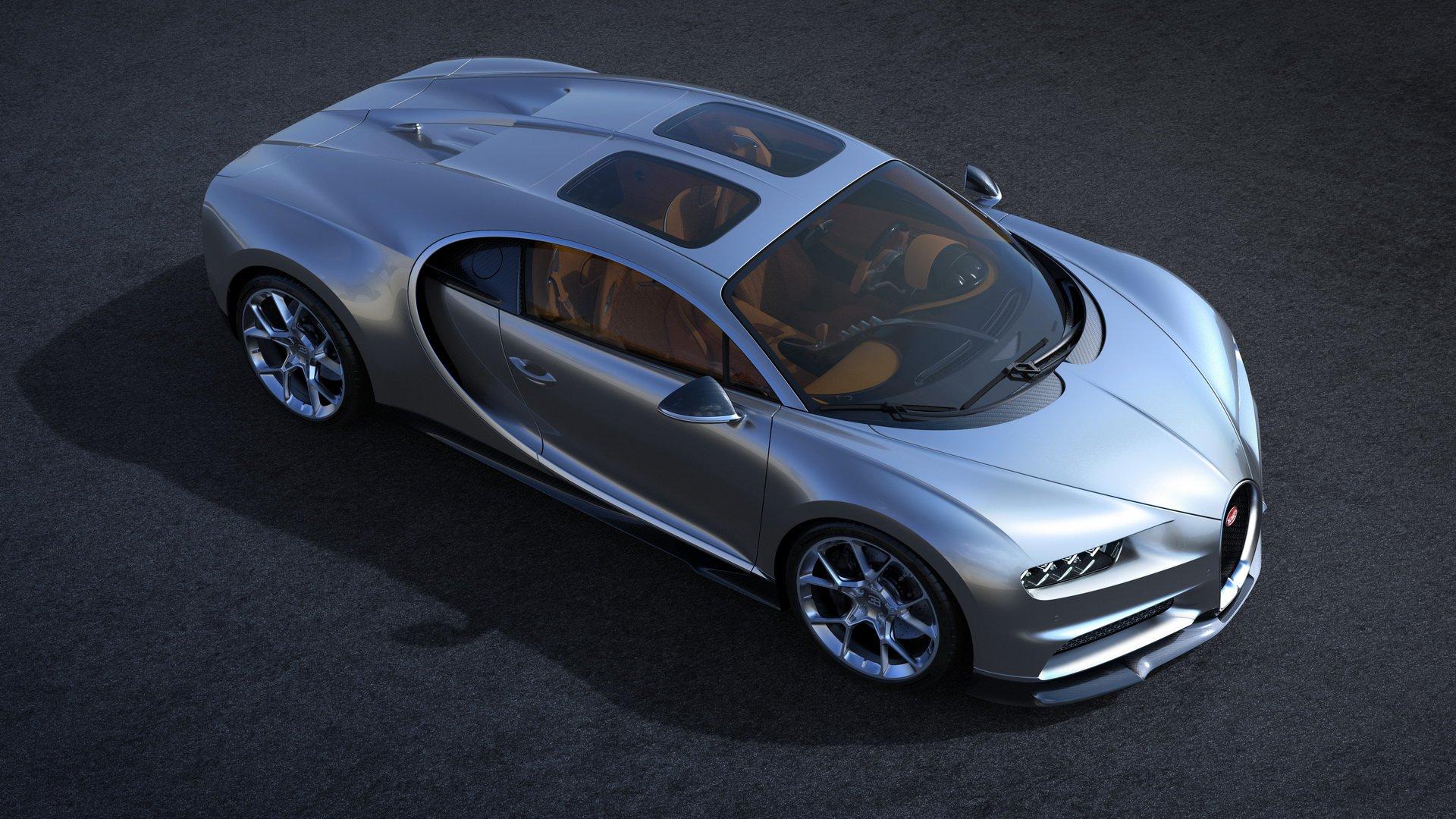 Bugatti Chiron Sky View glass roof (2)