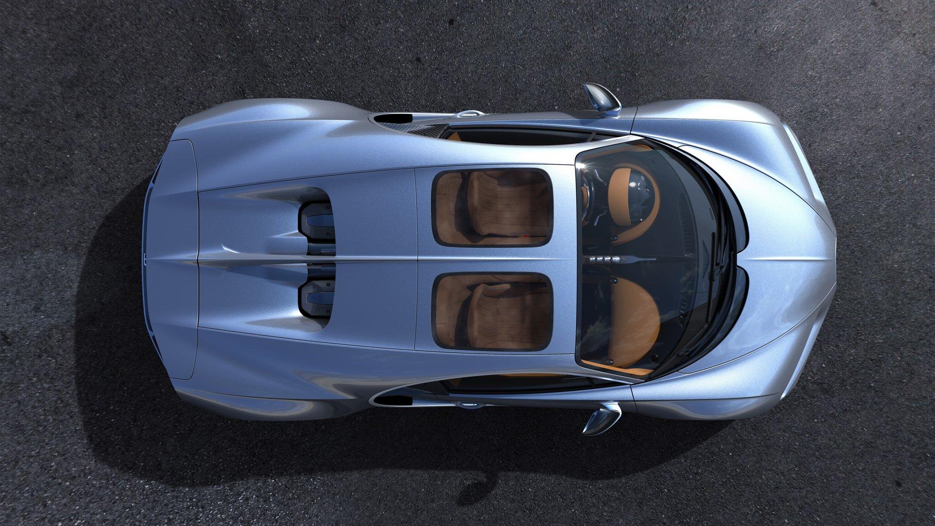 Bugatti Chiron Sky View glass roof (4)