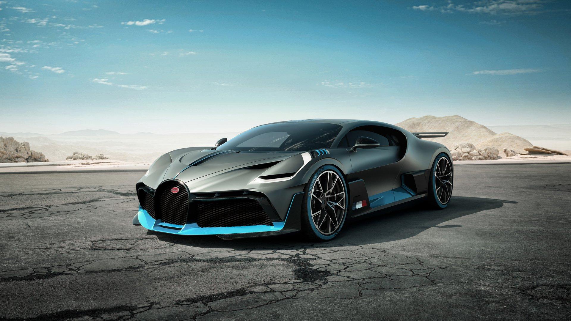Bugatti Divo (2)