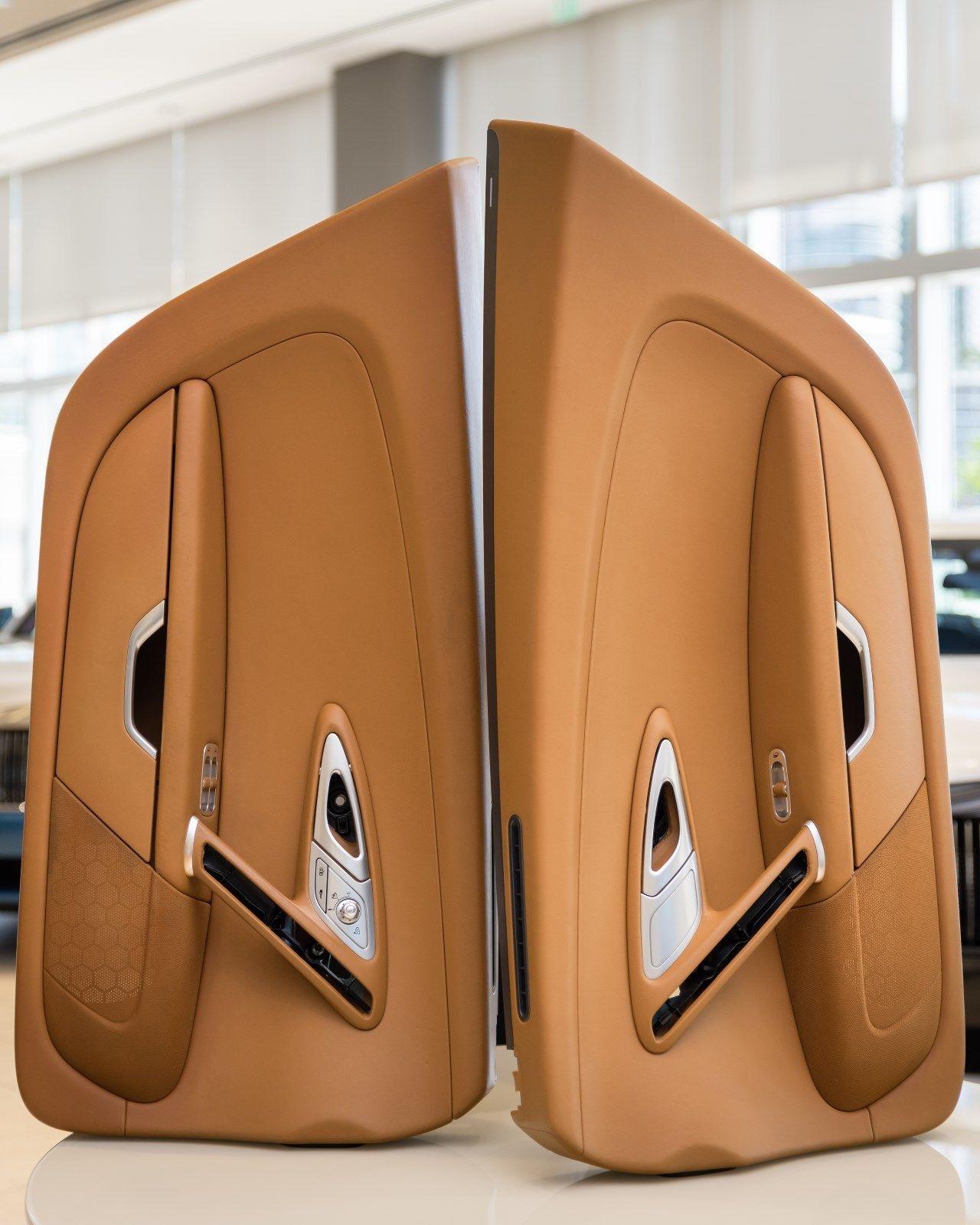 Bugatti Veyron 2008 interior (5)