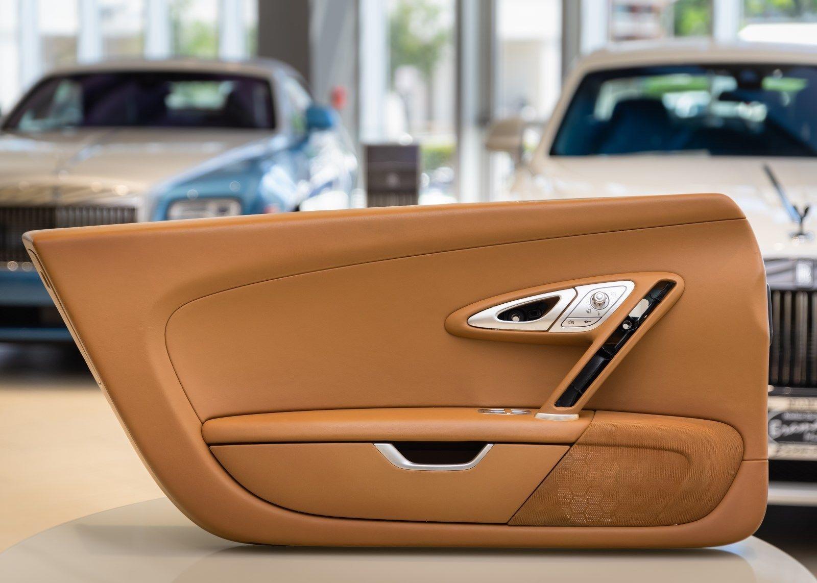 Bugatti Veyron 2008 interior (8)