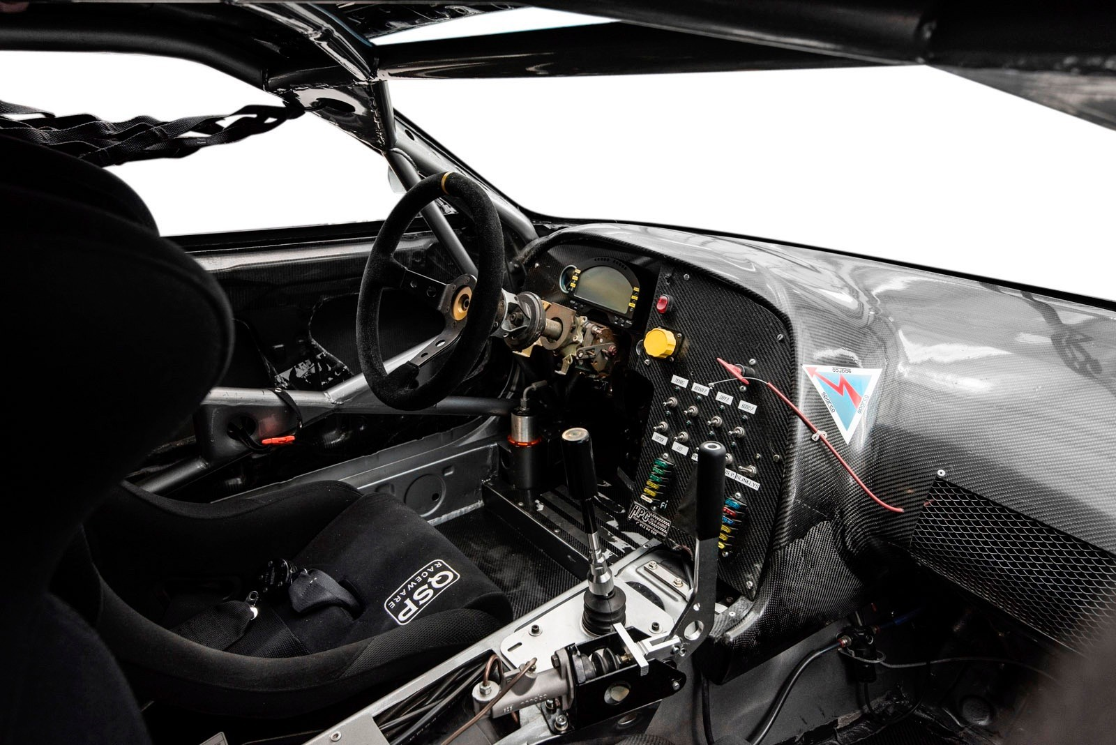 Carbon Toyota Supra 1992 for sale (14)