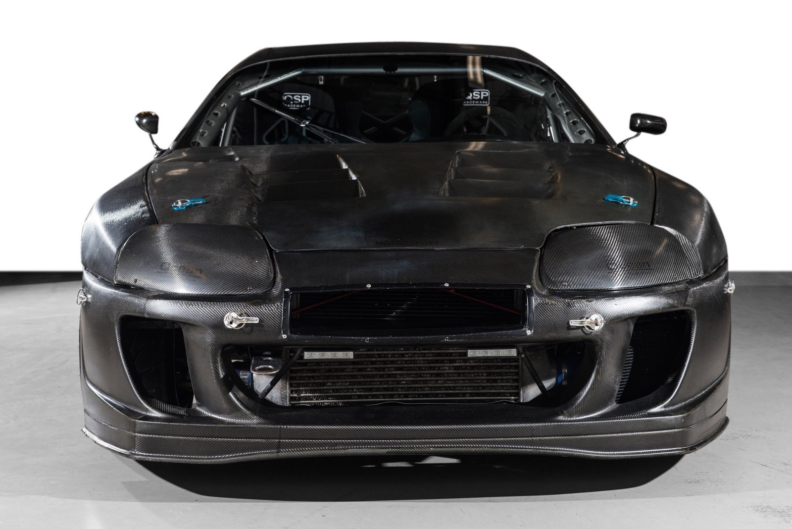 Carbon Toyota Supra 1992 for sale (2)