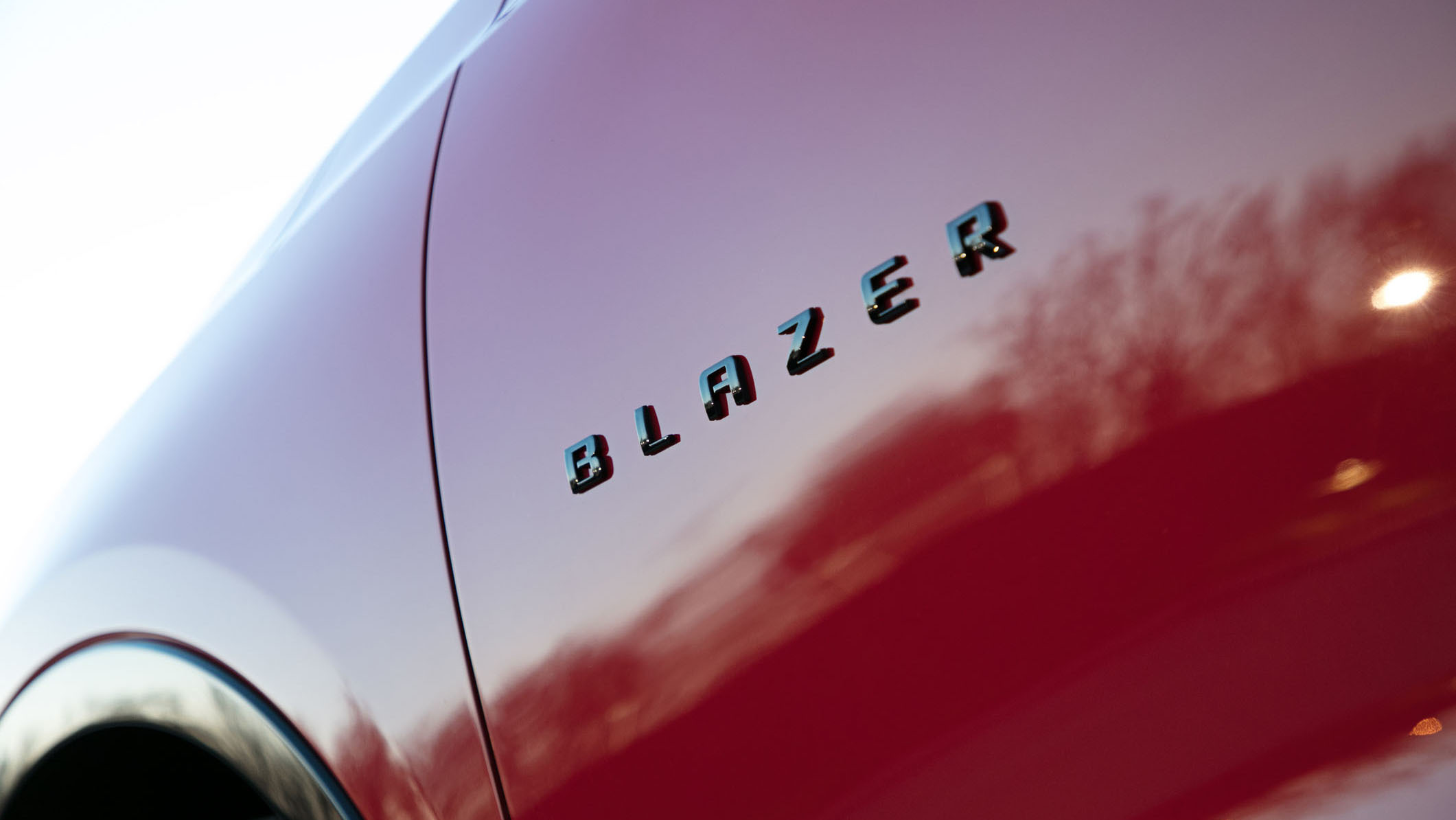 Chevrolet introduces the all-new 2019 Blazer