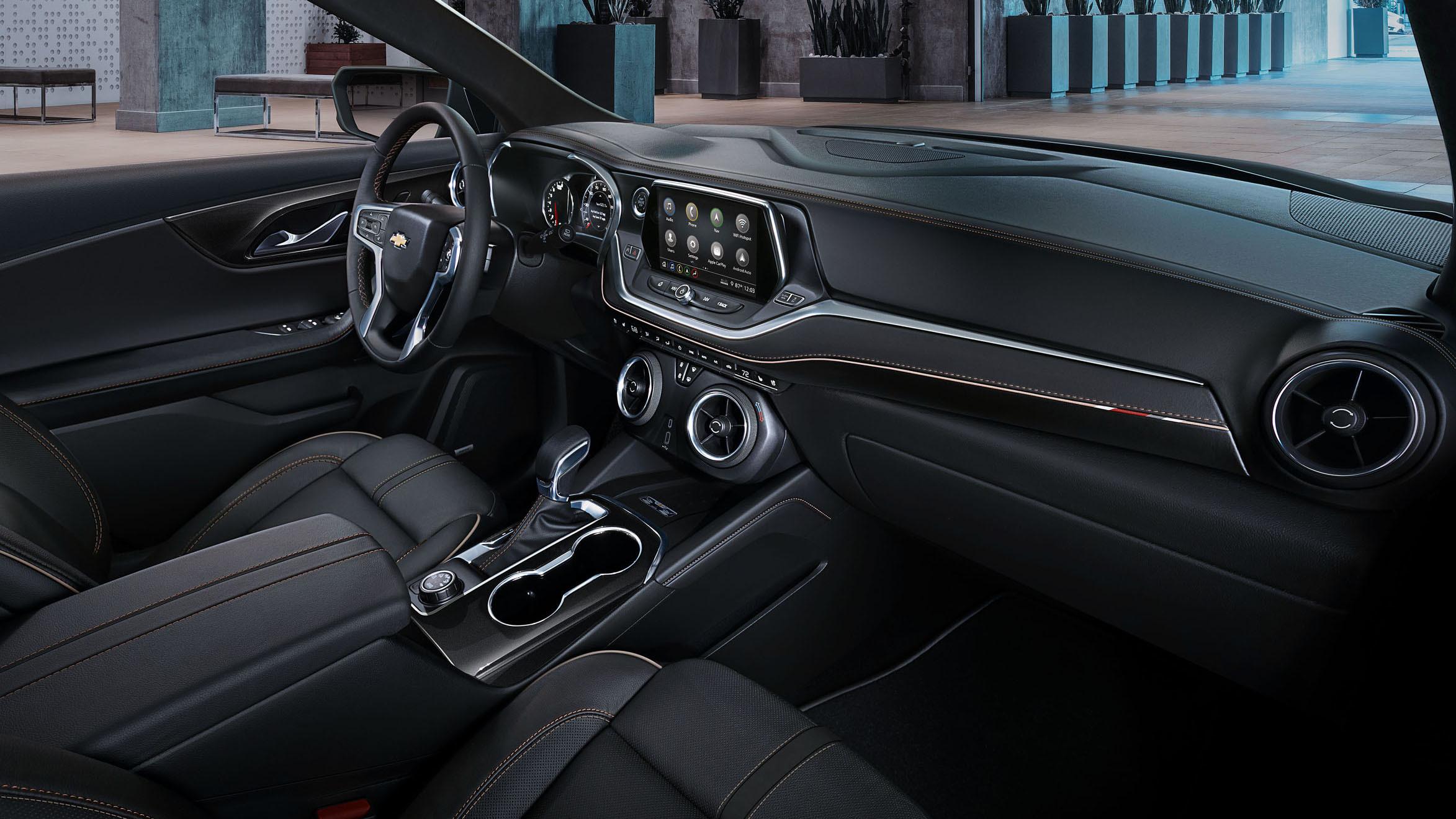Chevrolet Blazer 2019 (8)