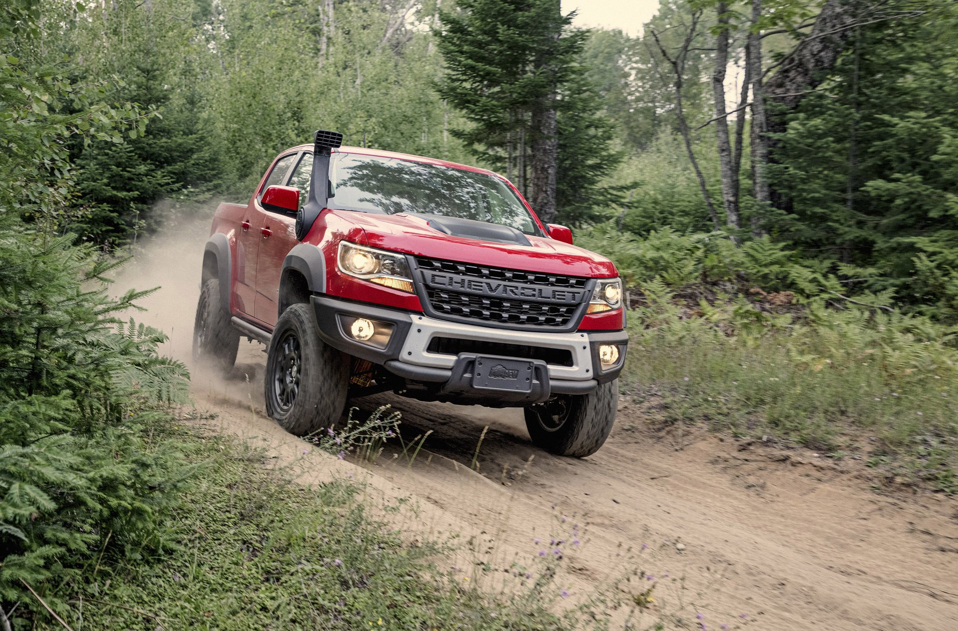 Chevrolet Colorado ZR2 Bison (1)