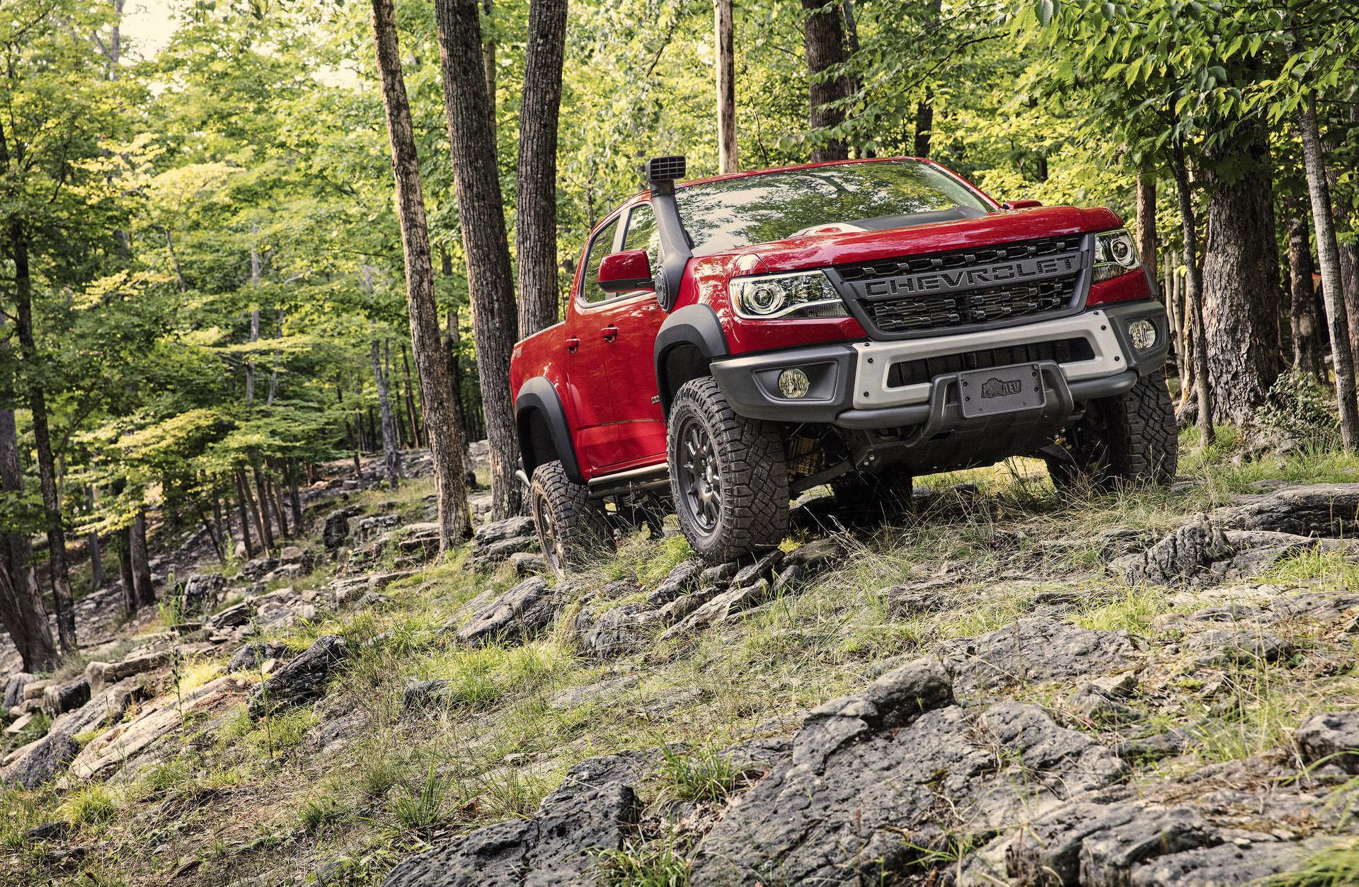 Chevrolet Colorado ZR2 Bison (2)