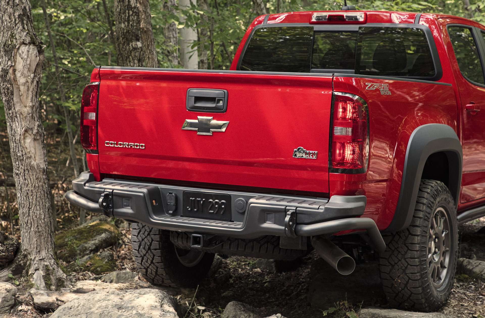 Chevrolet Colorado ZR2 Bison (6)
