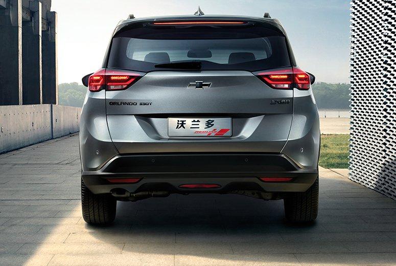 Chevrolet Orlando 2019 (35)