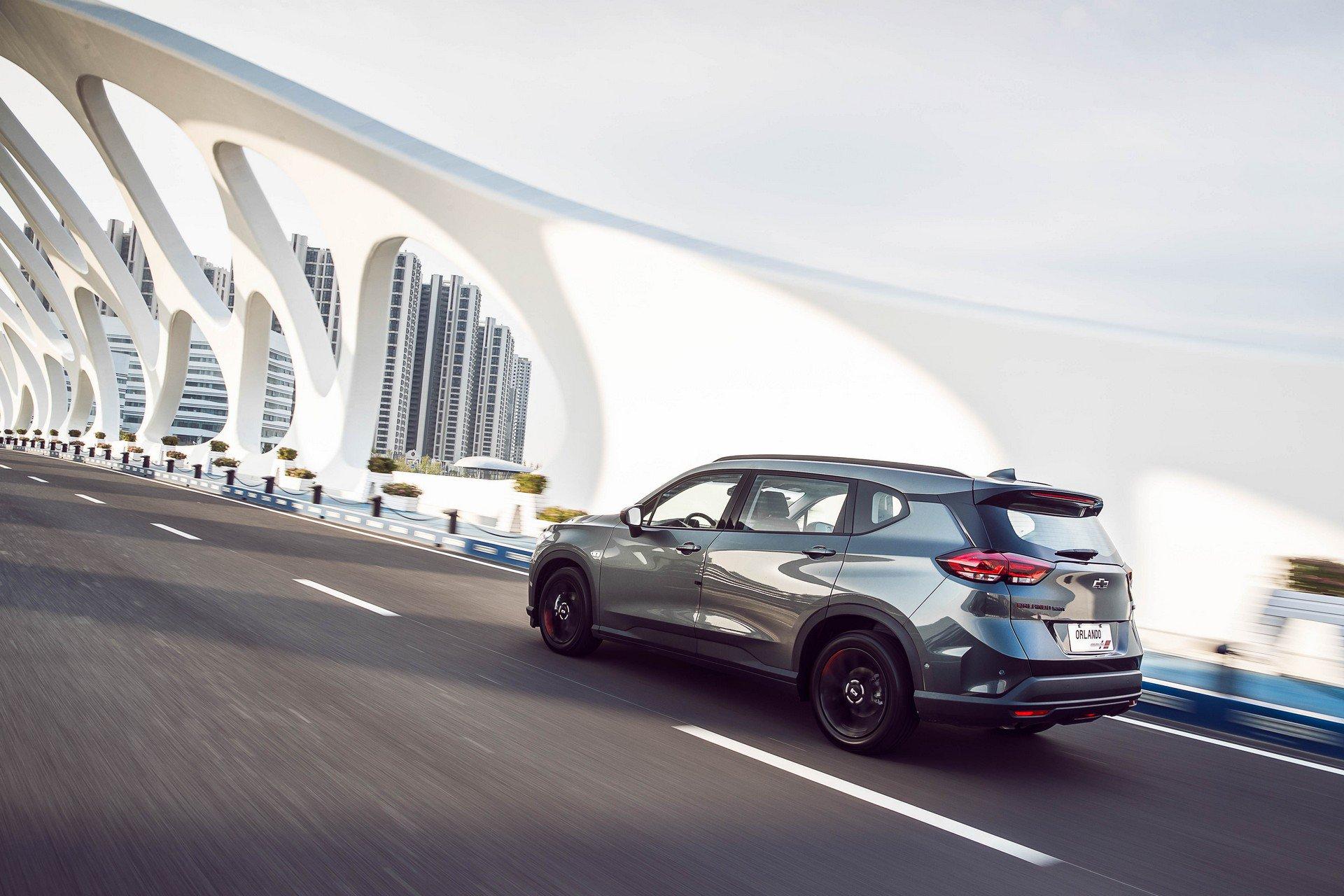 Chevrolet Orlando 2019 (4)
