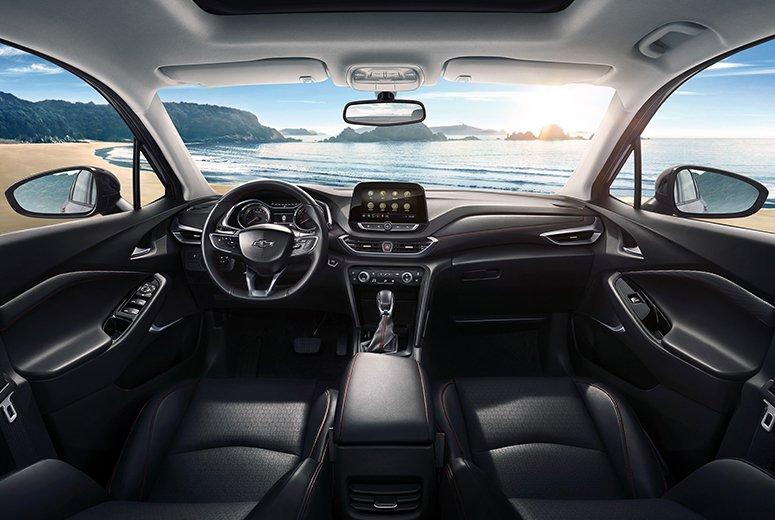 Chevrolet Orlando 2019 (46)