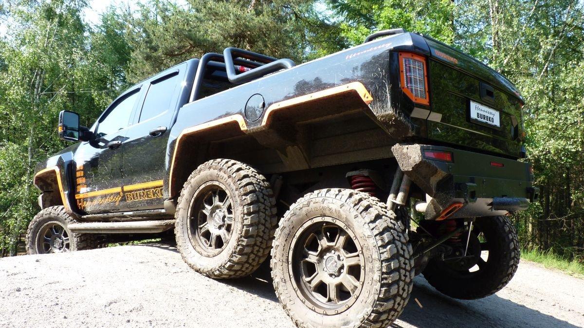 Chevrolet Silverado Brutal Bureko 6x6 (35)