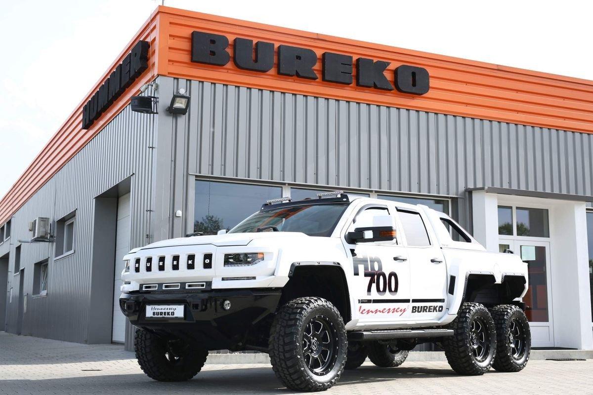 Chevrolet Silverado Brutal Bureko 6x6 (7)