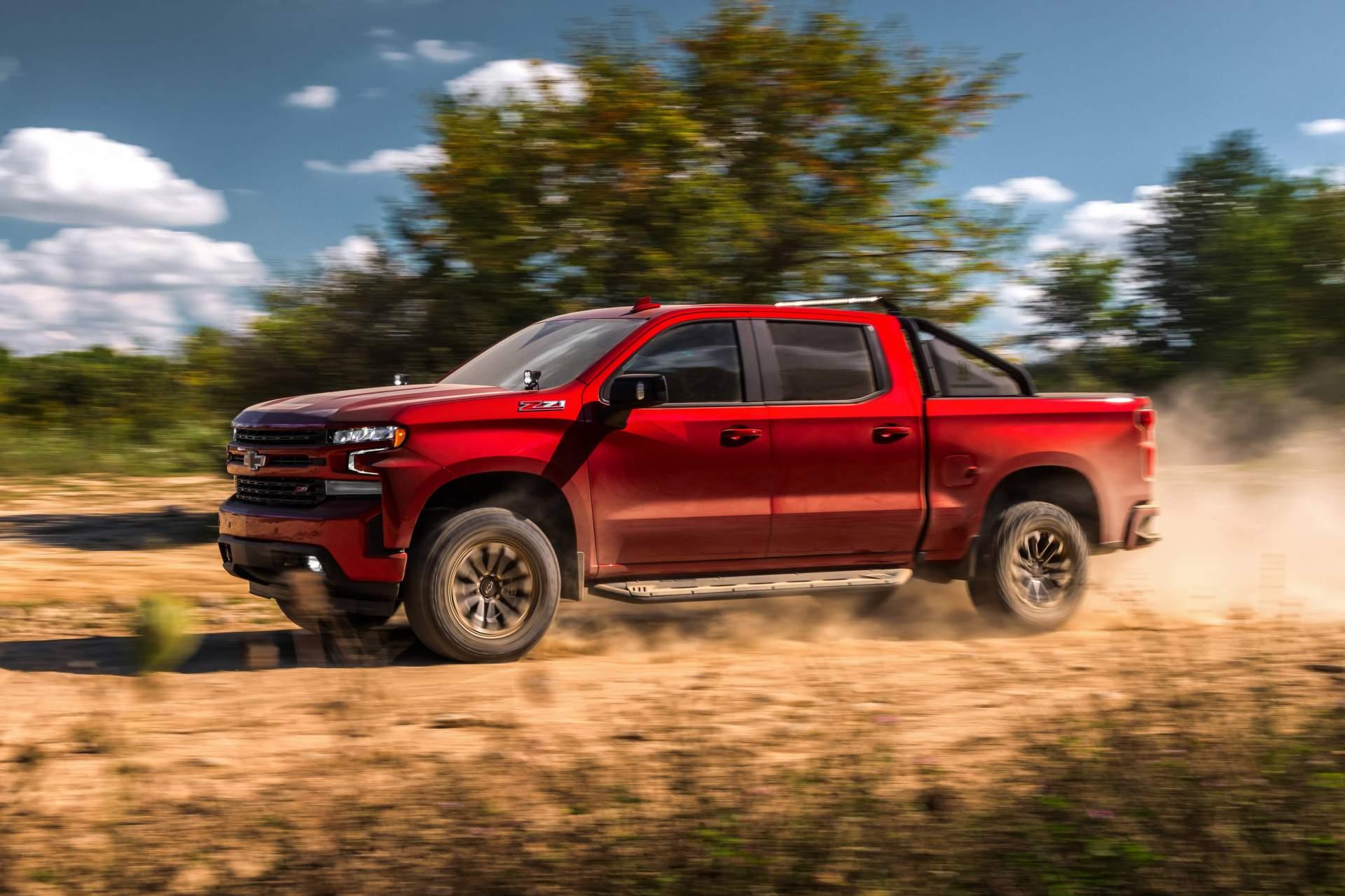 Chevrolet Silverado Concepts 2019 (11)