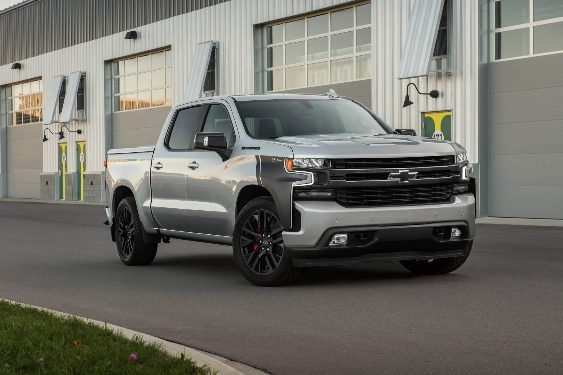 Chevrolet Silverado Concepts 2019 (2)