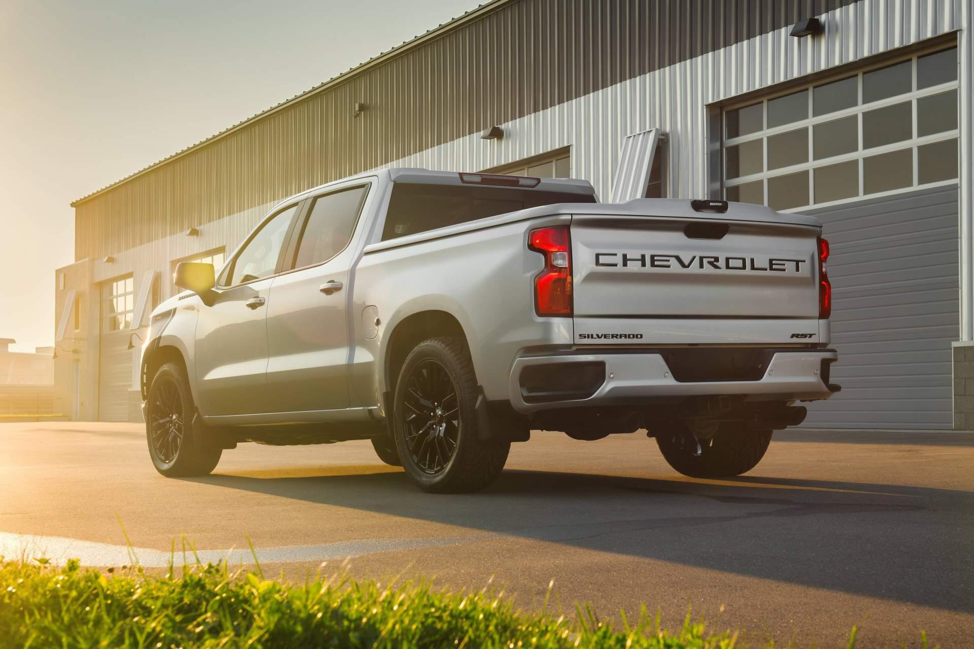 Chevrolet Silverado Concepts 2019 (3)