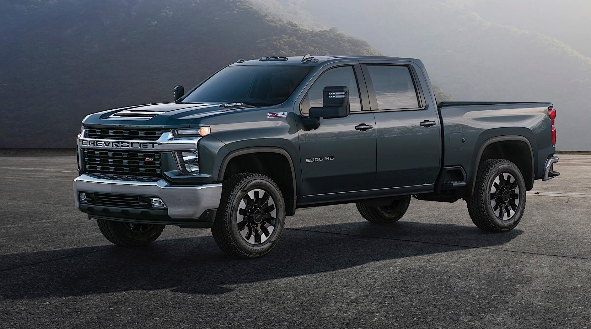 Chevrolet Silverado HD 2019 (1)