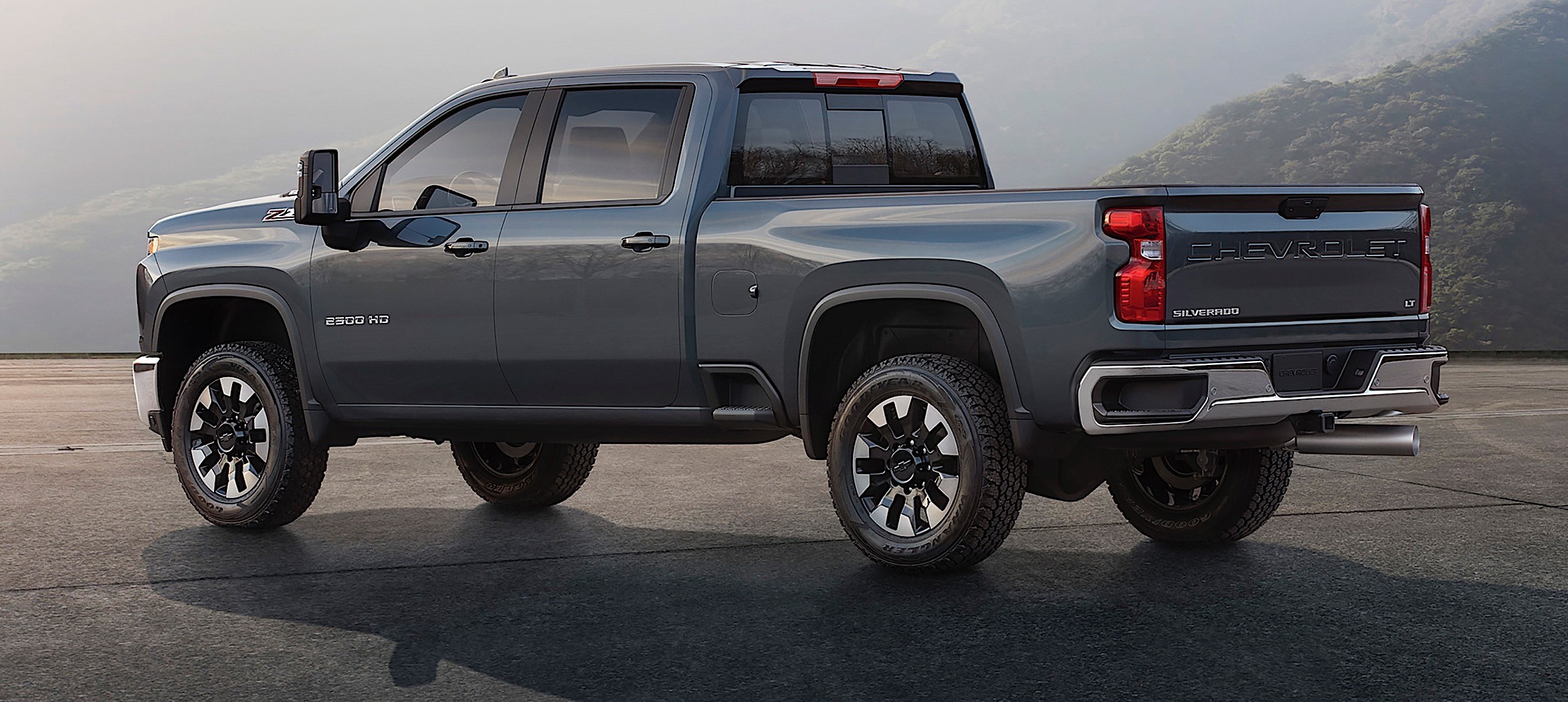 Chevrolet Silverado HD 2019 (2)