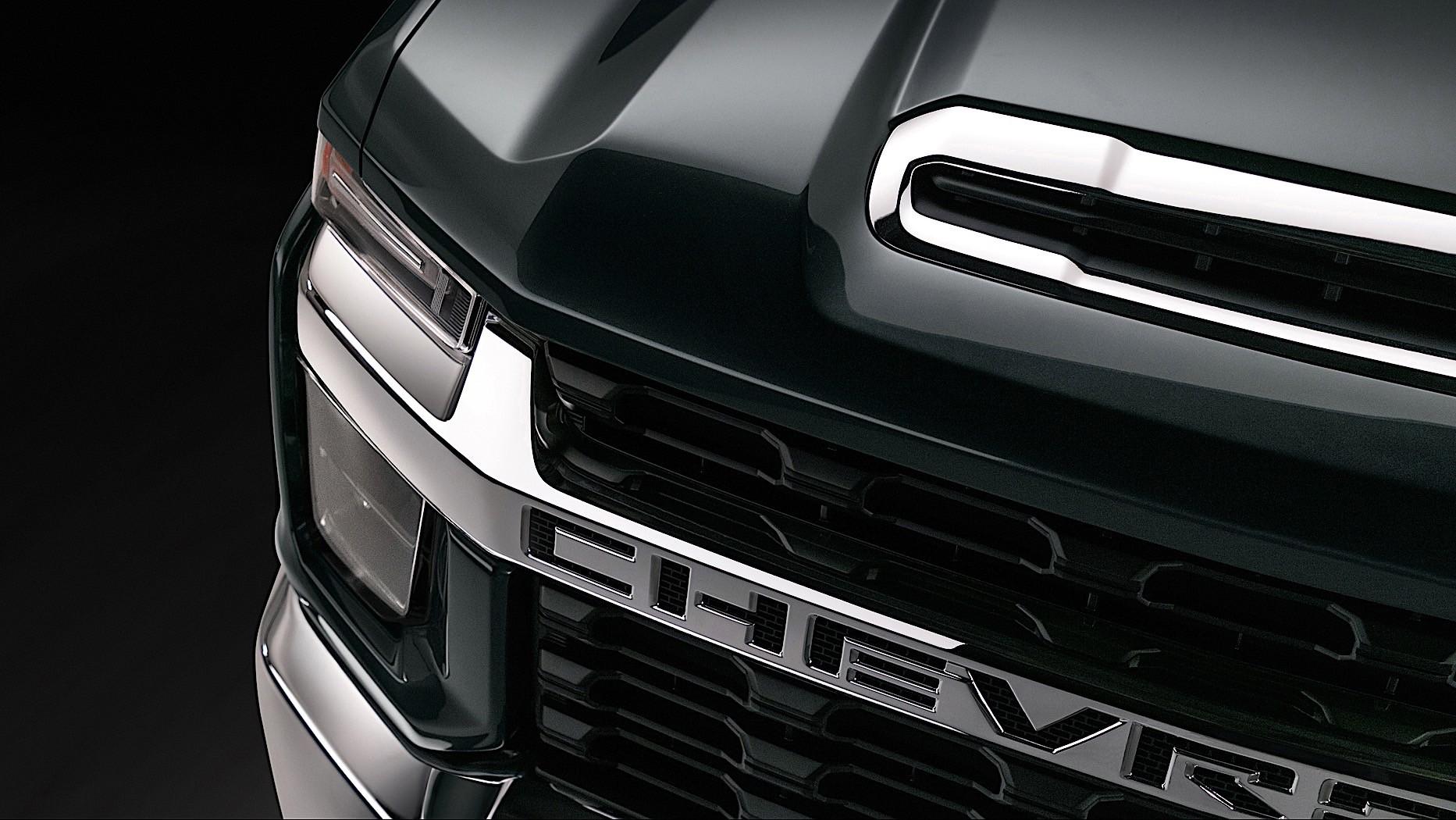 Chevrolet Silverado HD 2019 (4)