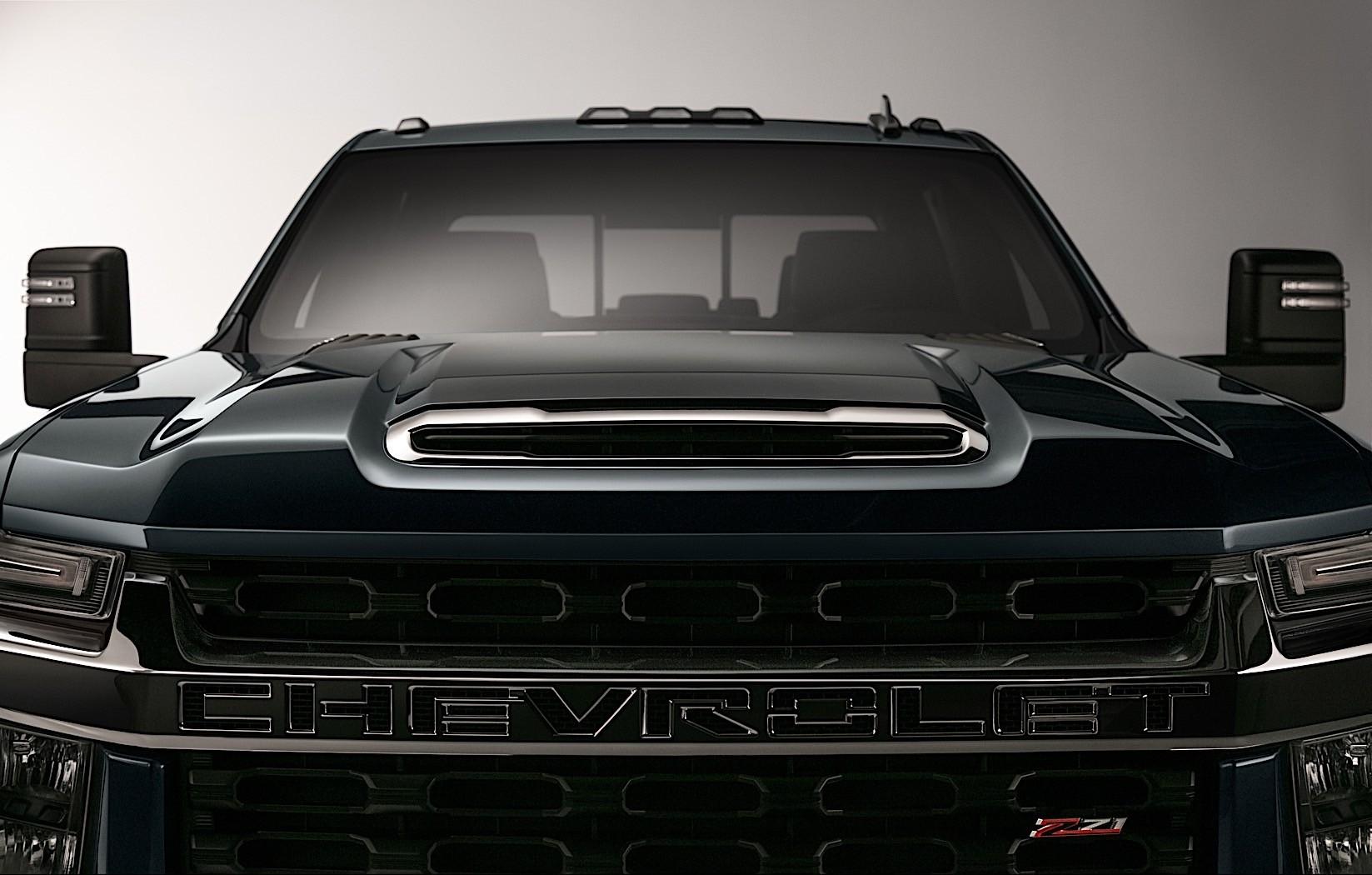 Chevrolet Silverado HD 2019 (5)