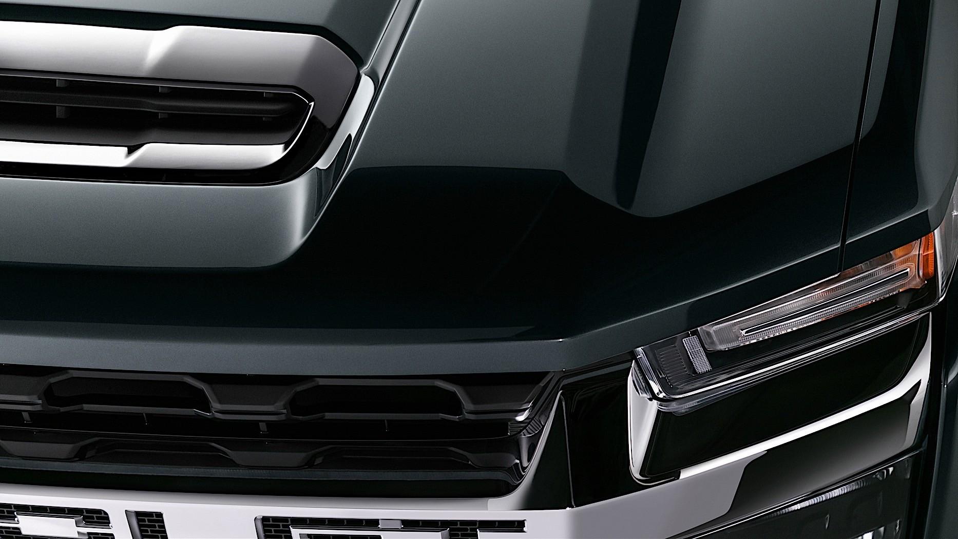 Chevrolet Silverado HD 2019 (7)
